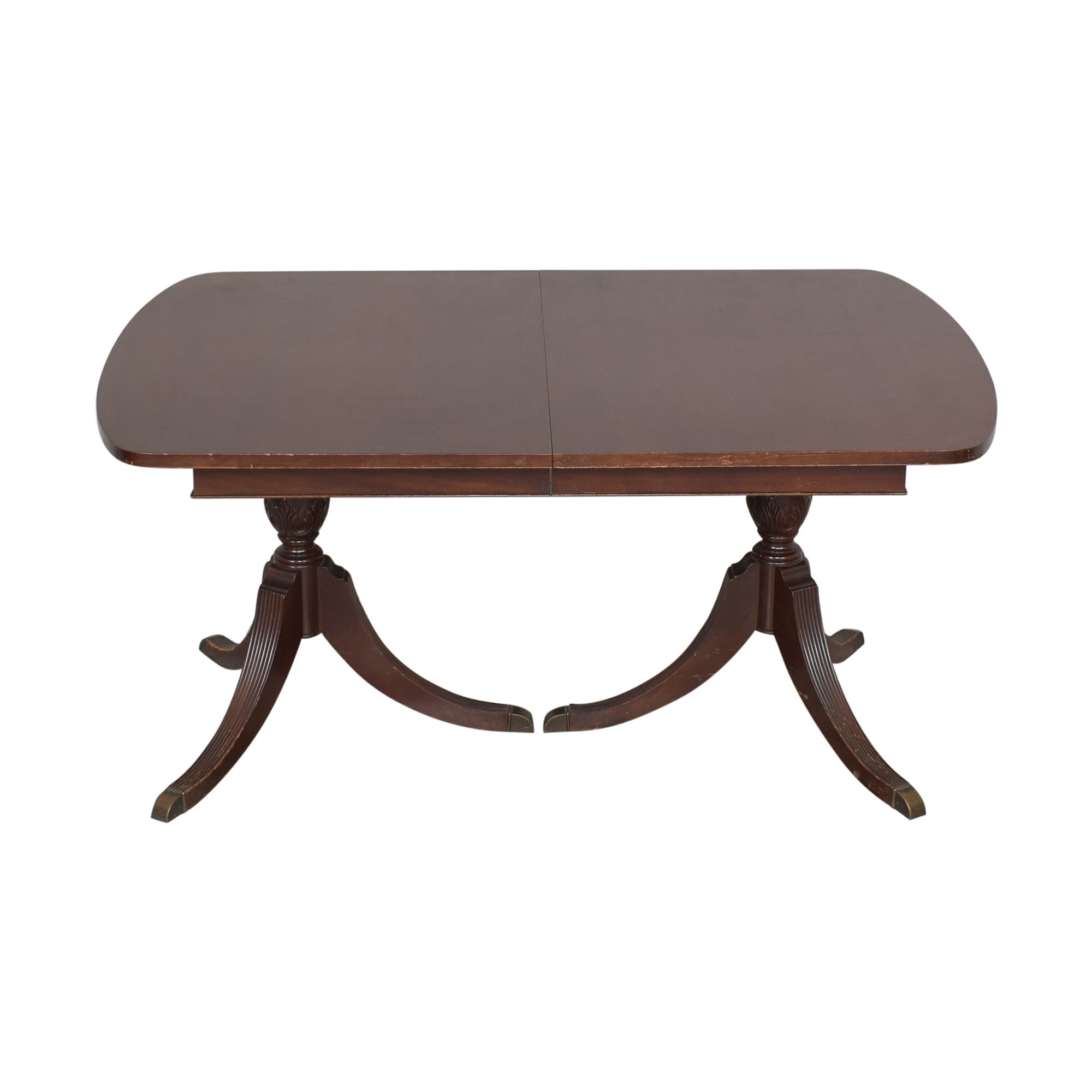 Finch Fine Furniture Double Pedestal Dining Table / Tables