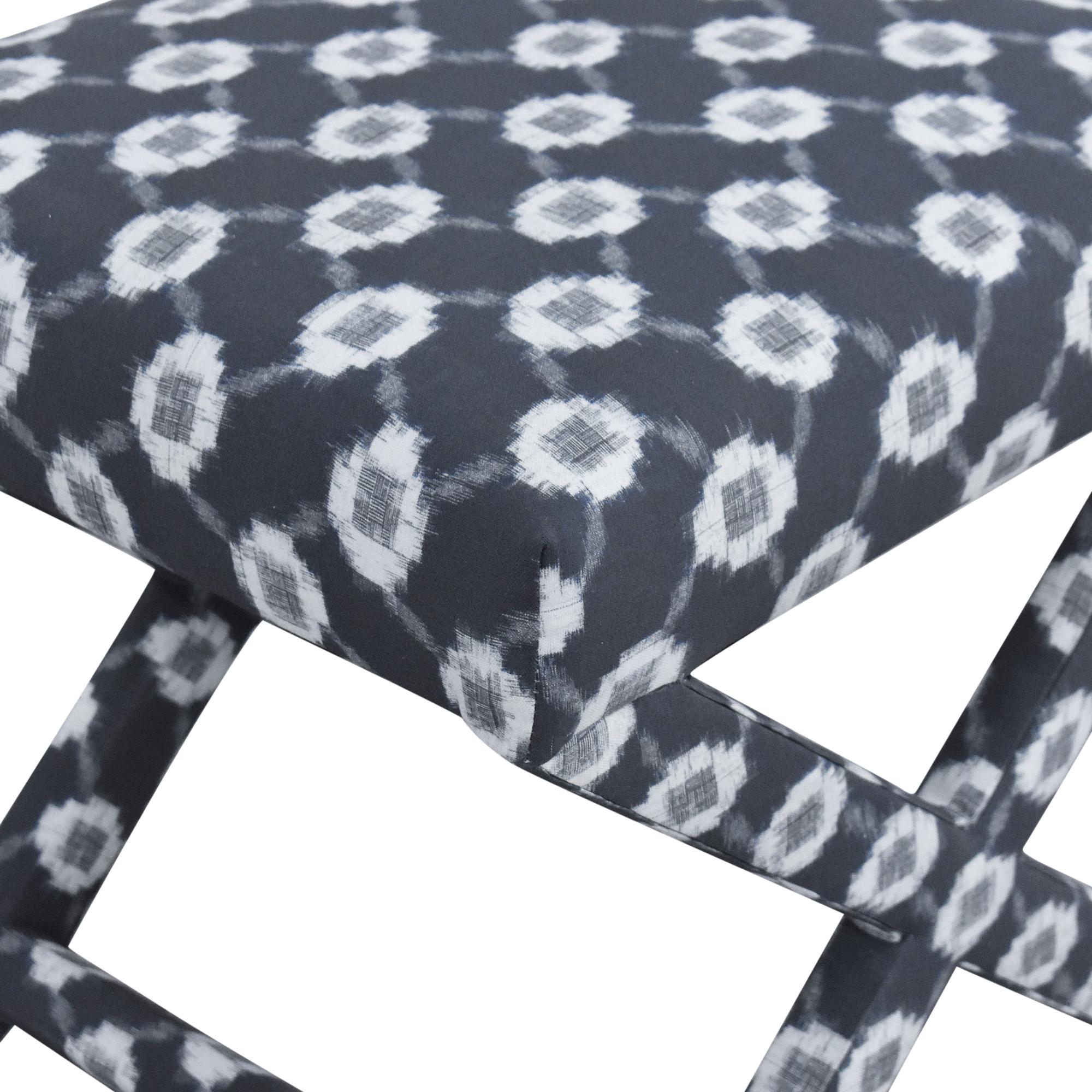 shop The Inside Lattice Shibori X Bench The Inside