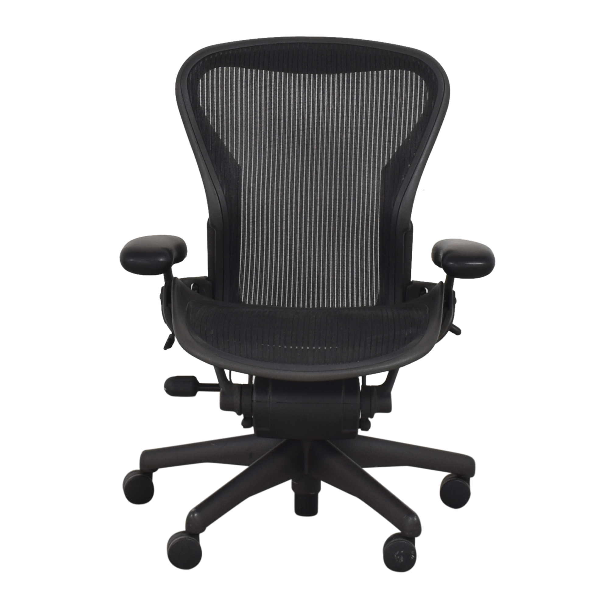 Herman Miller Aeron Size B Swivel Desk Chair / Chairs