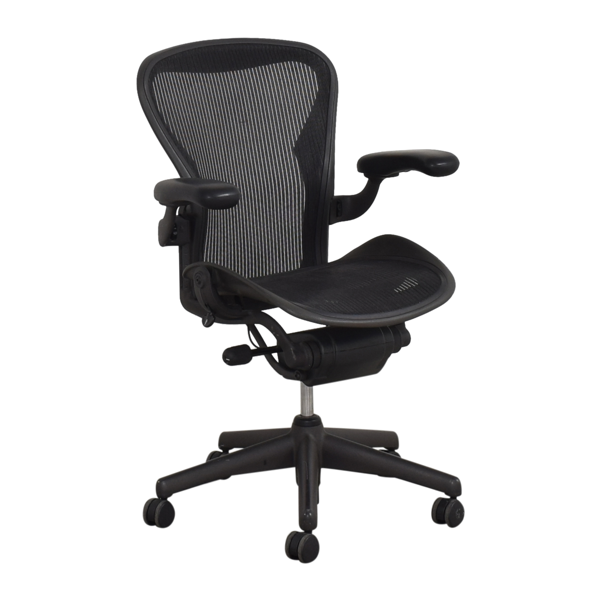 Herman Miller Aeron Size B Swivel Desk Chair / Home Office Chairs