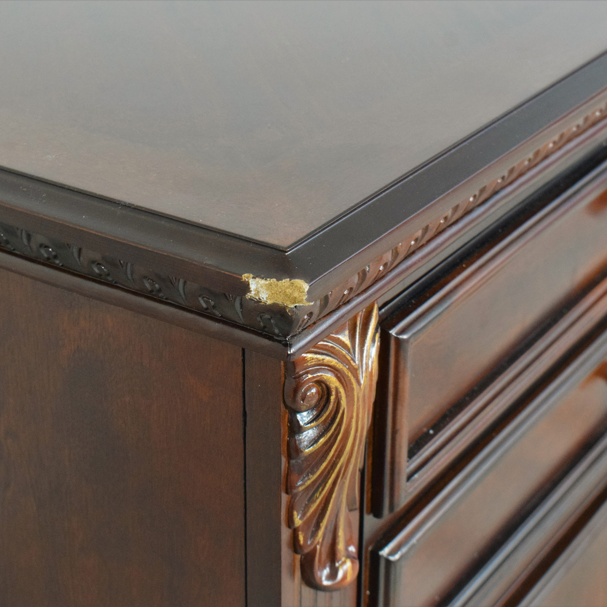 Ashley Furniture Ashley Furniture Leahlyn Buffet Cabinets & Sideboards