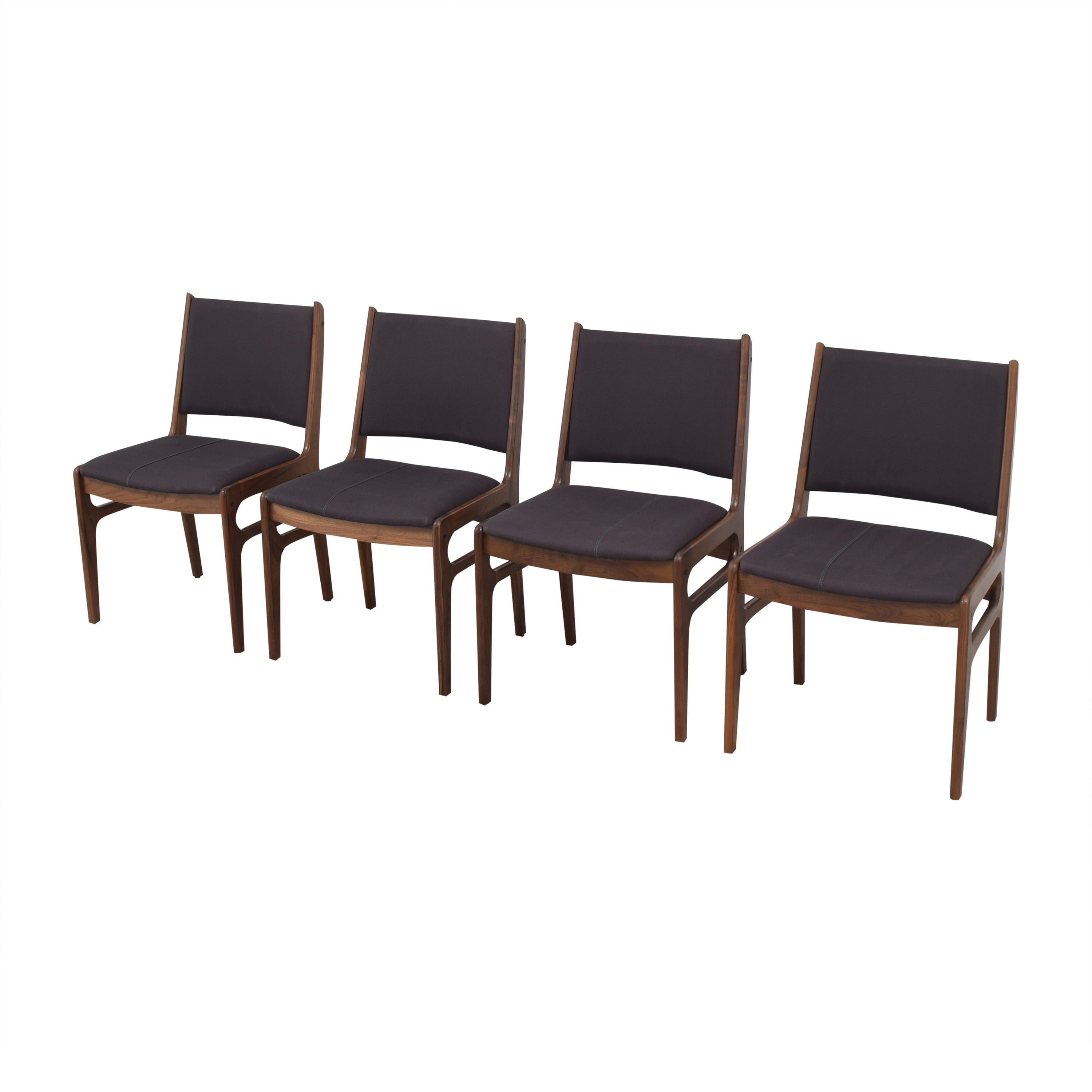 Four Hands Four Hands Bina Side Dining Chairs used