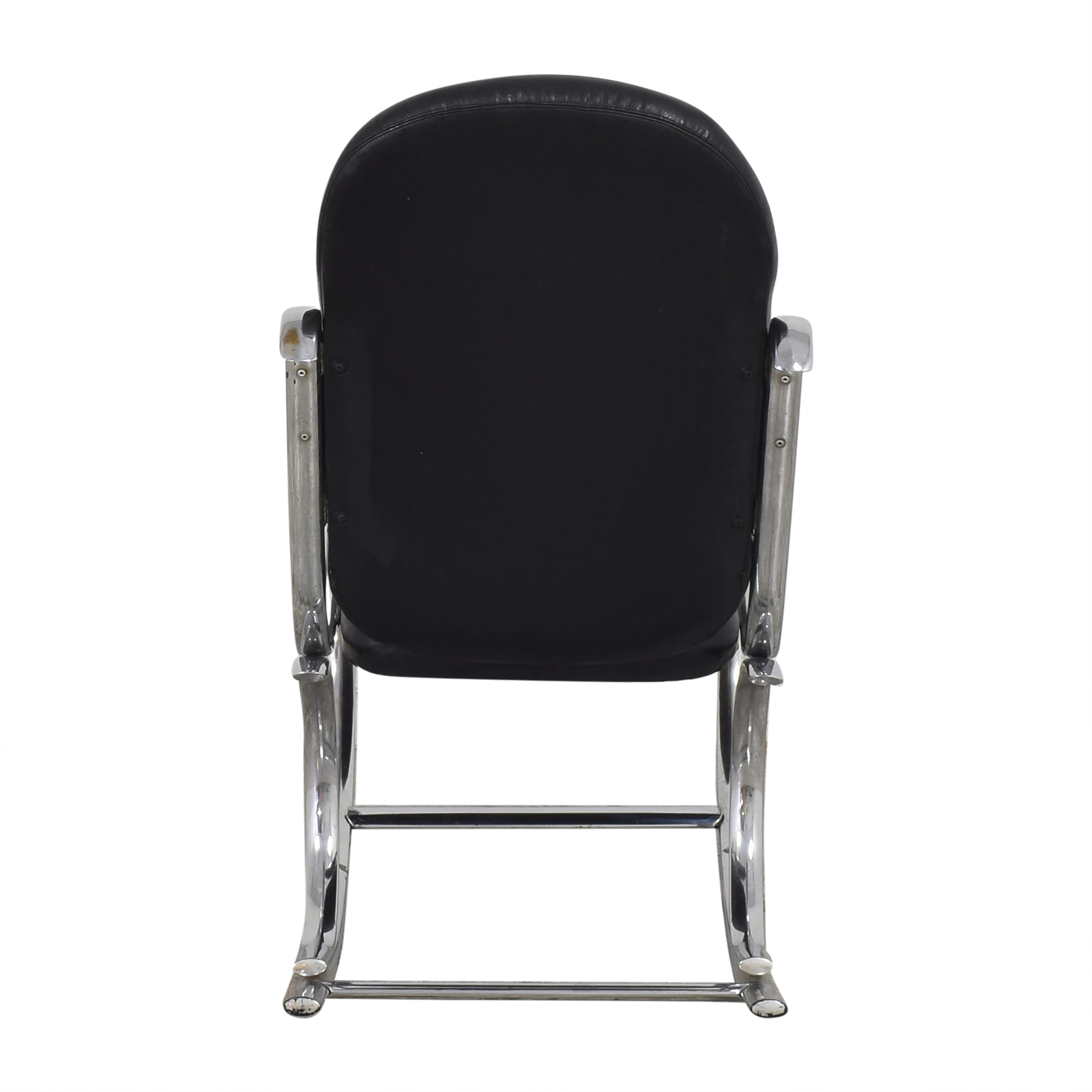 Vintage Rocker Chair Accent Chairs