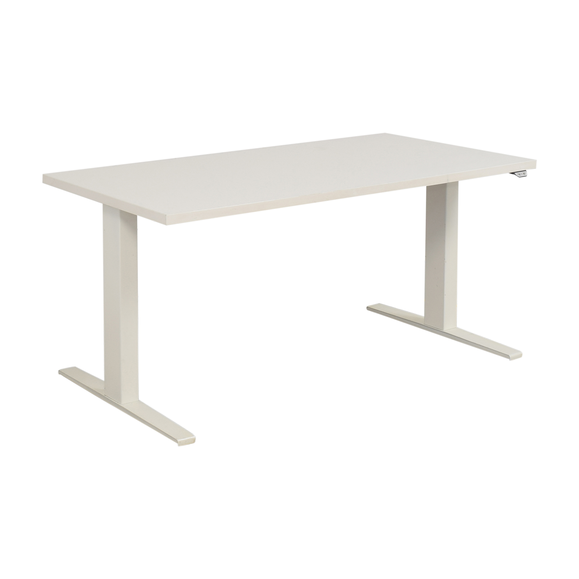 Herman Miller Herman Miller Motia Sit to Stand Desk white