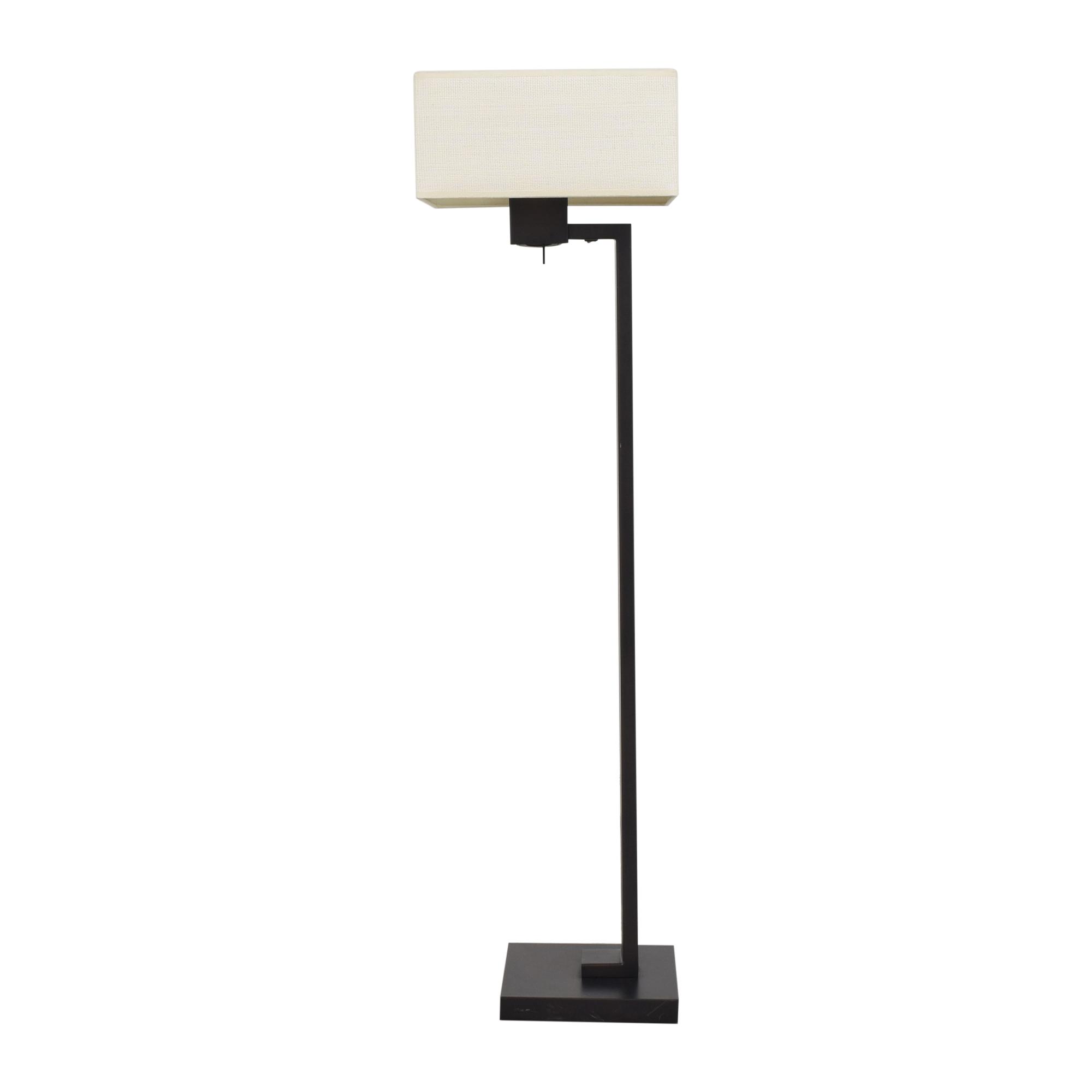 George Kovacs George Kovacs Square Floor Lamp Lamps