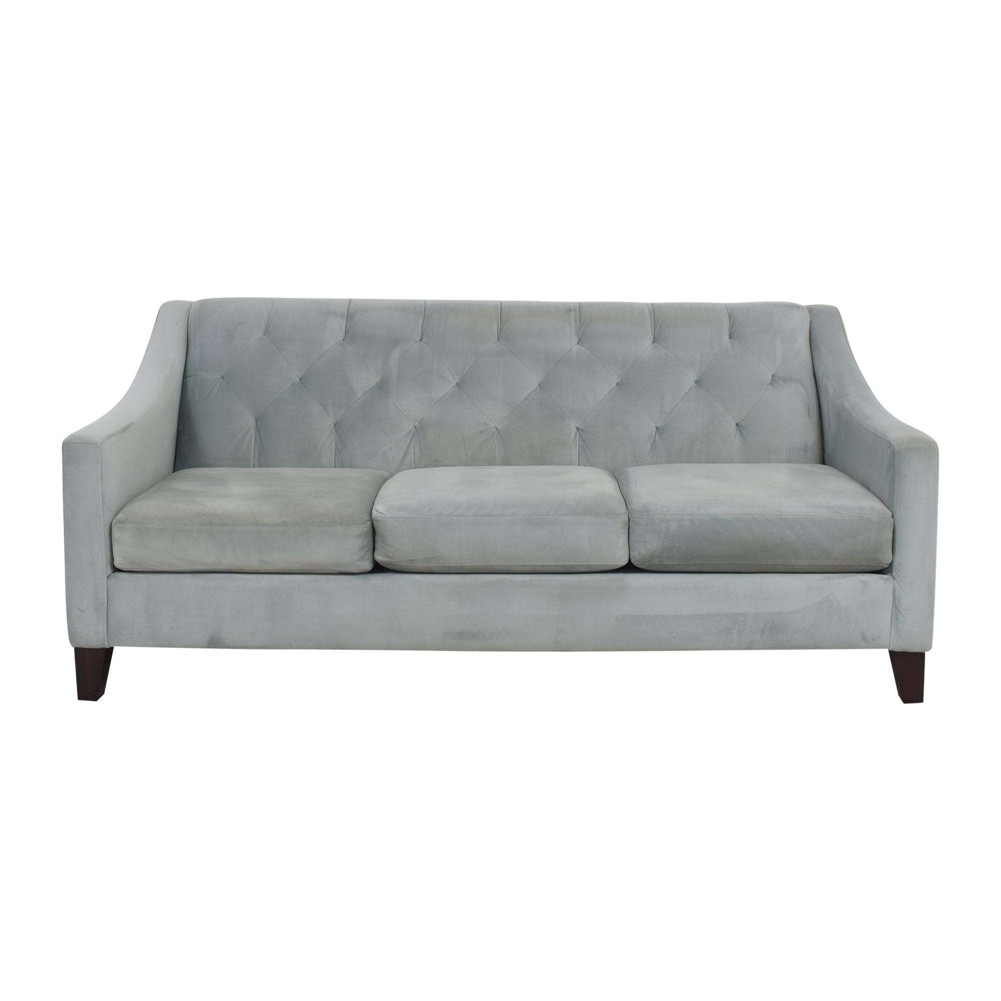 Macy's Macy's Chloe Tufted Sofa discount