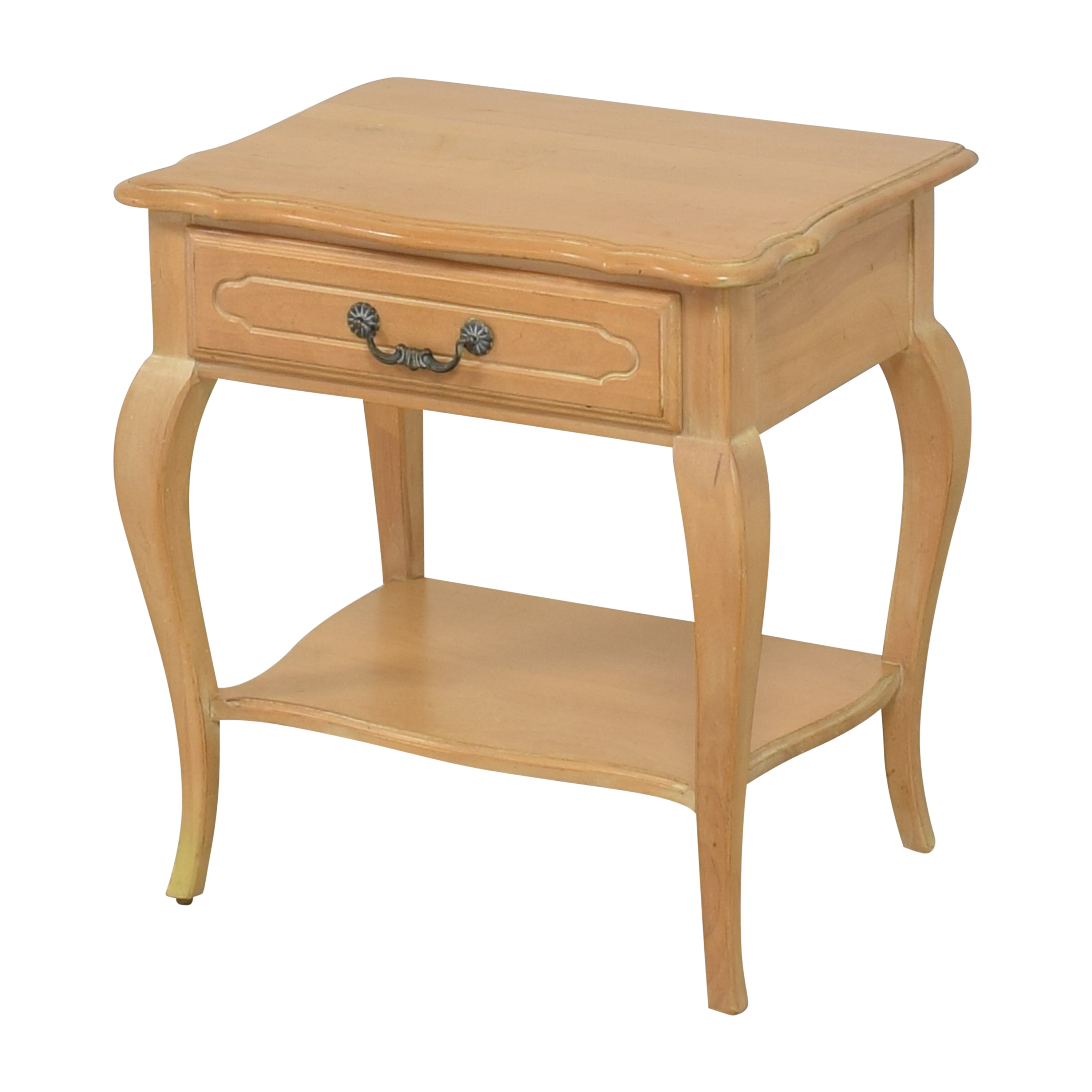 shop Ethan Allen Country French Nightstand Ethan Allen Tables