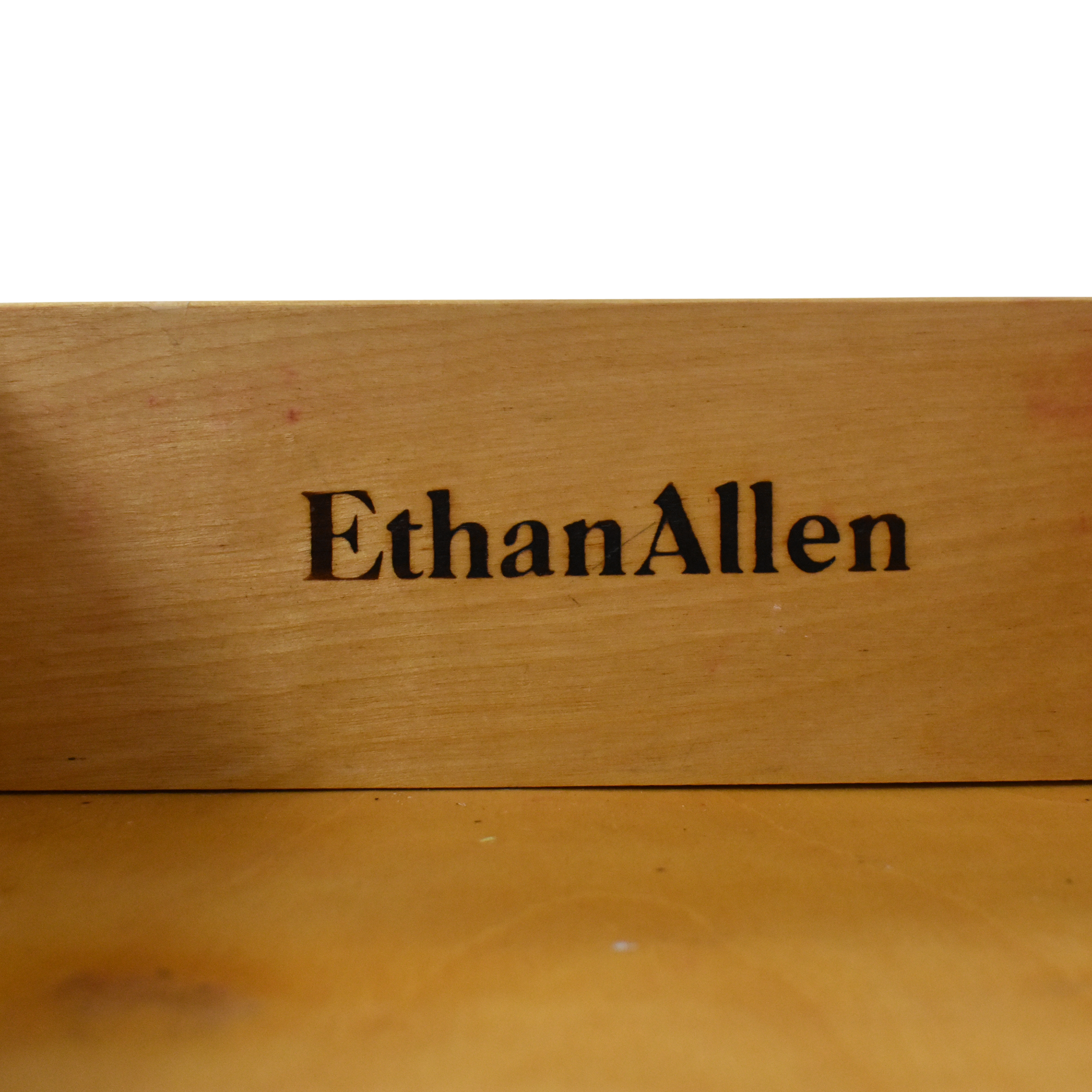 Ethan Allen Ethan Allen Country French Nightstand End Tables