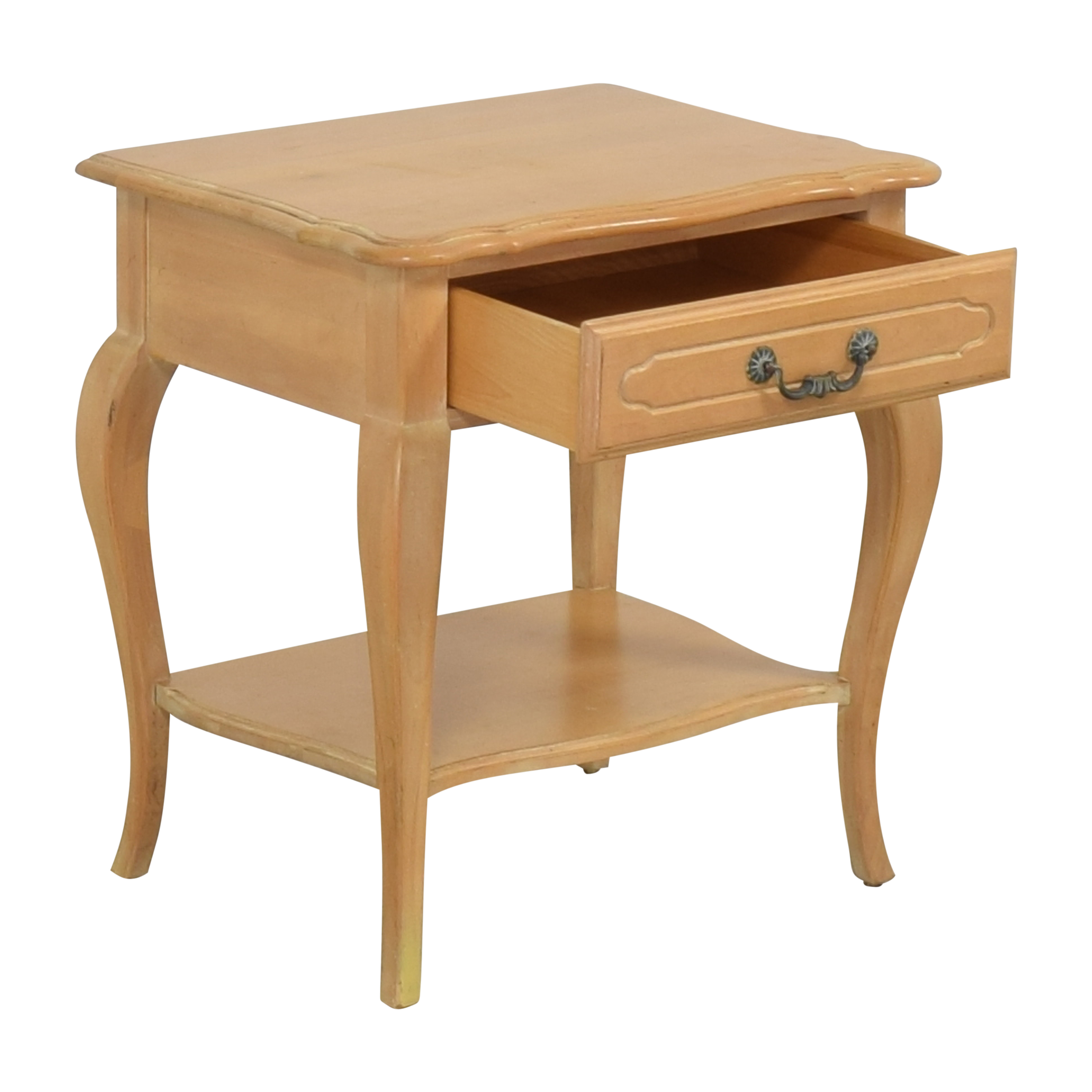 Ethan Allen Ethan Allen Country French Nightstand dimensions