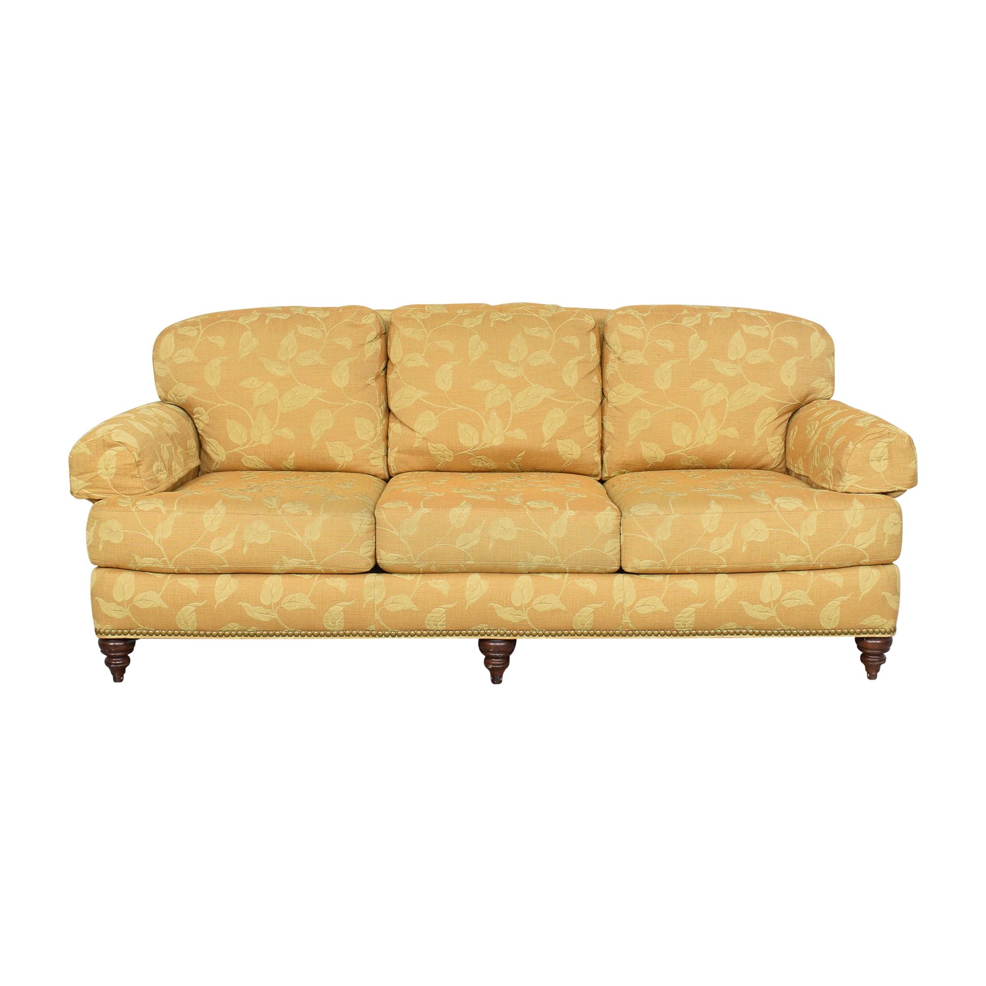 Sherrill Furniture Sherrill Nailhead Sofa second hand