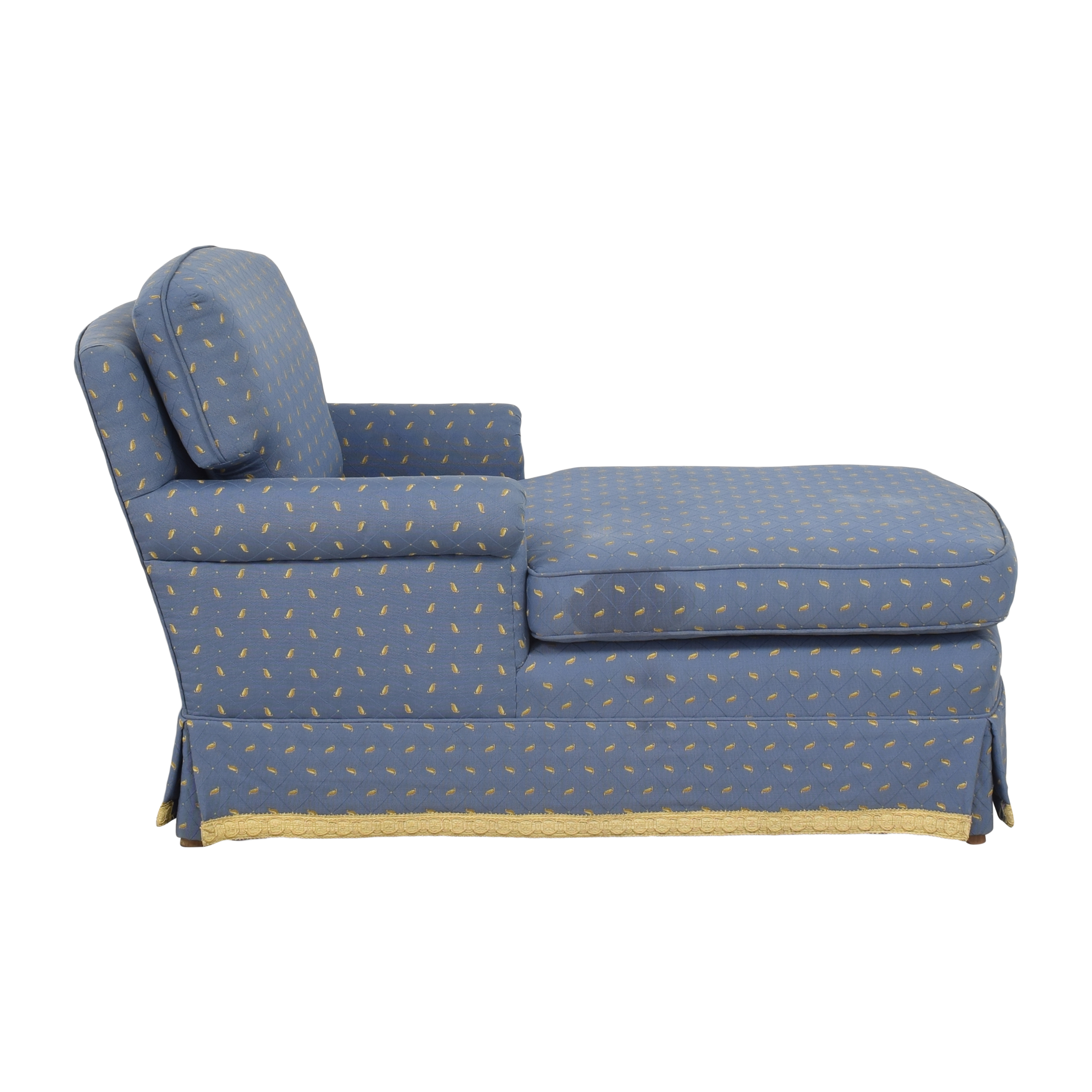 Skirted Chaise Lounge coupon