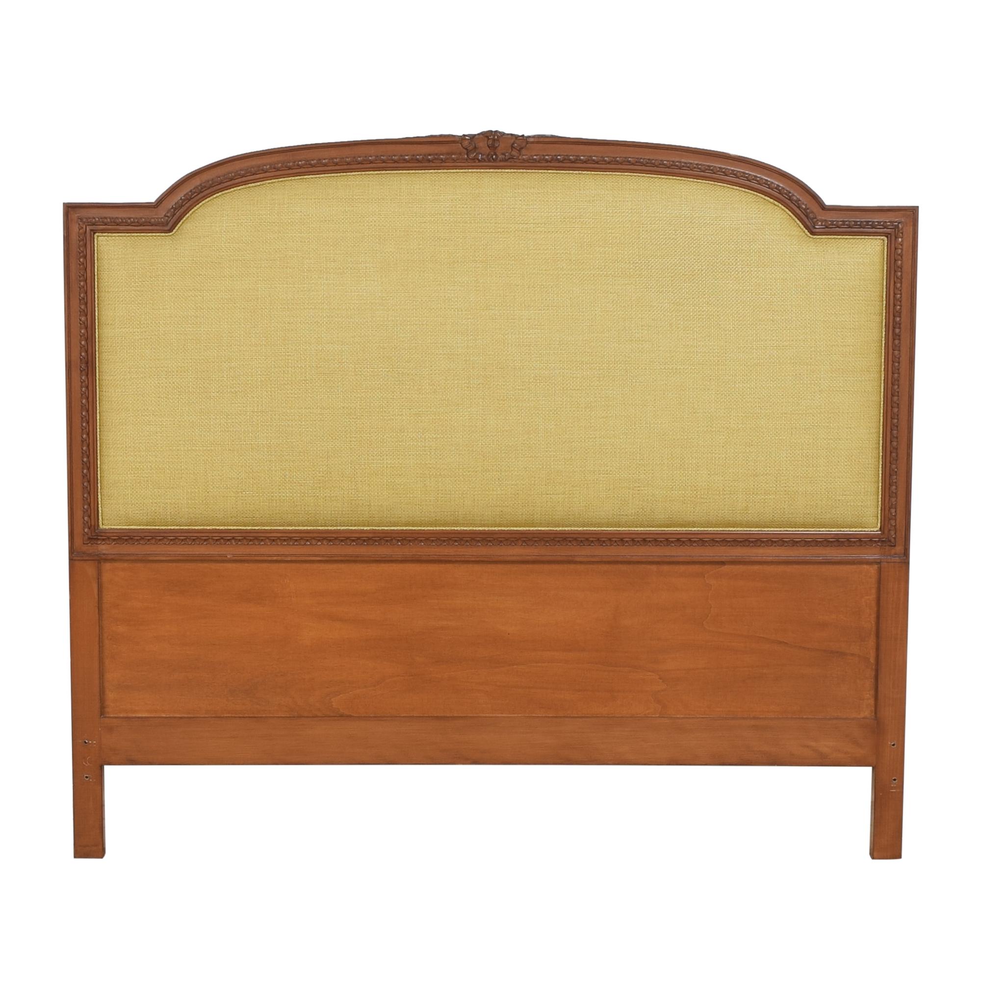 Upholstered Queen Headboard discount