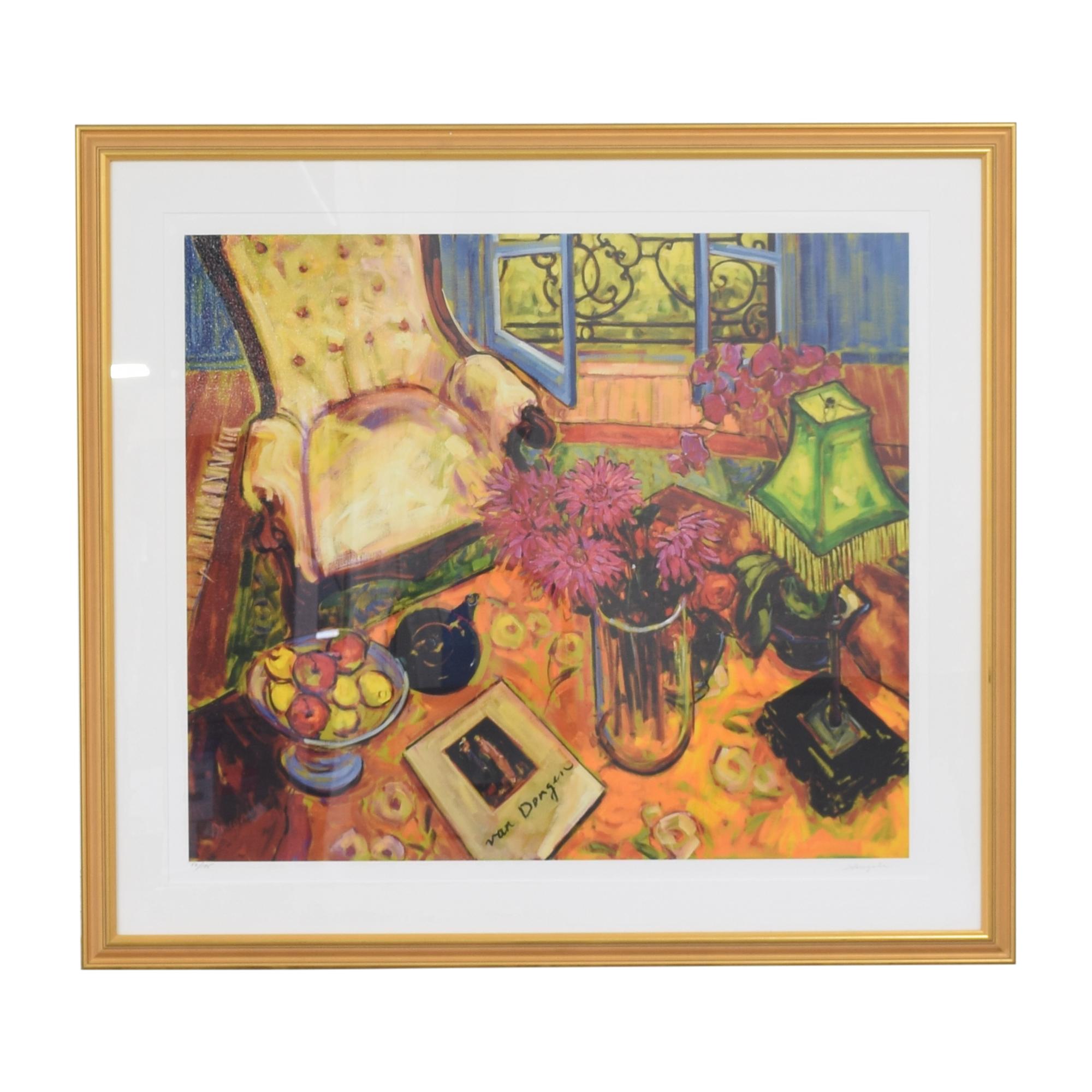 Jae Dougall Framed Wall Art on sale