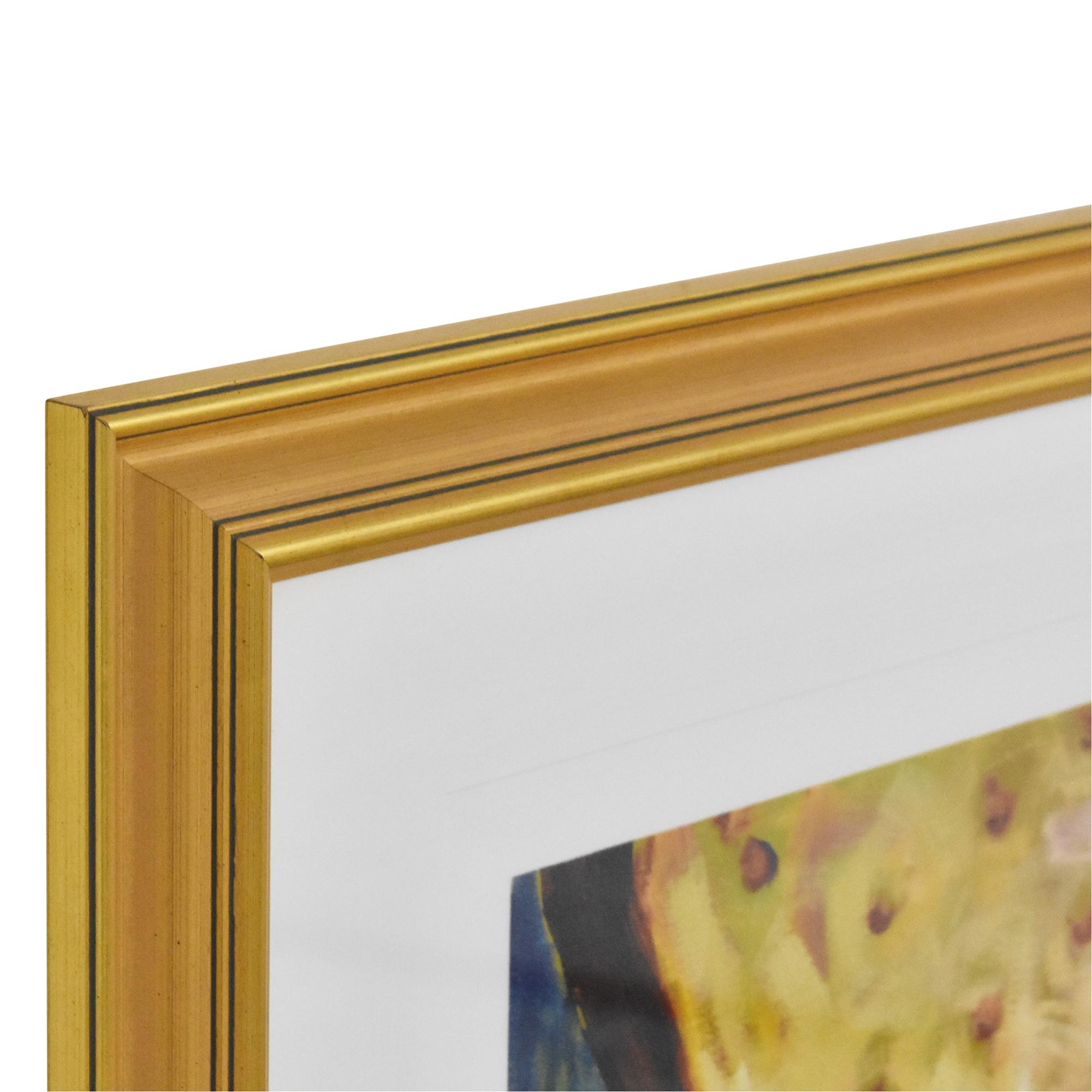 Jae Dougall Framed Wall Art Decor