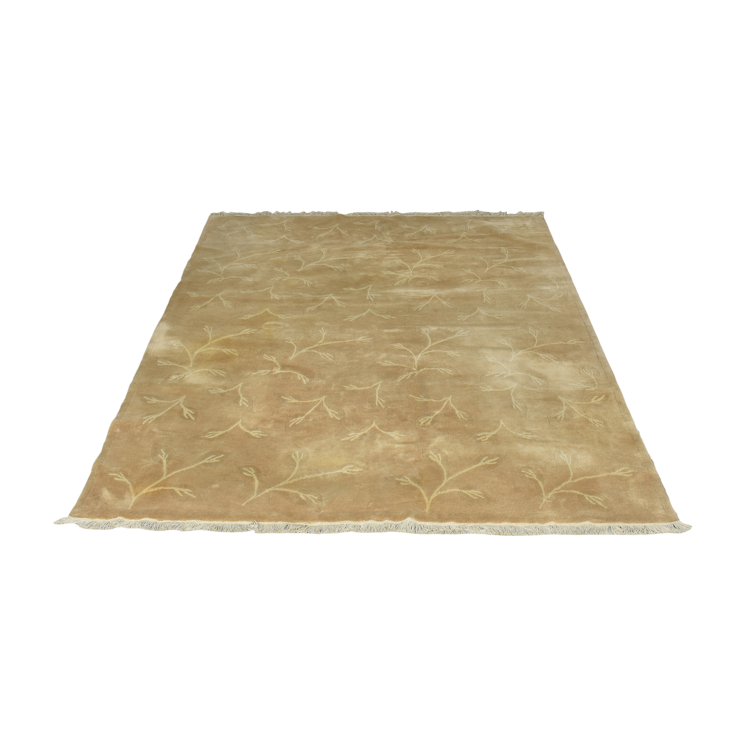 Patterned Area Rug dimensions