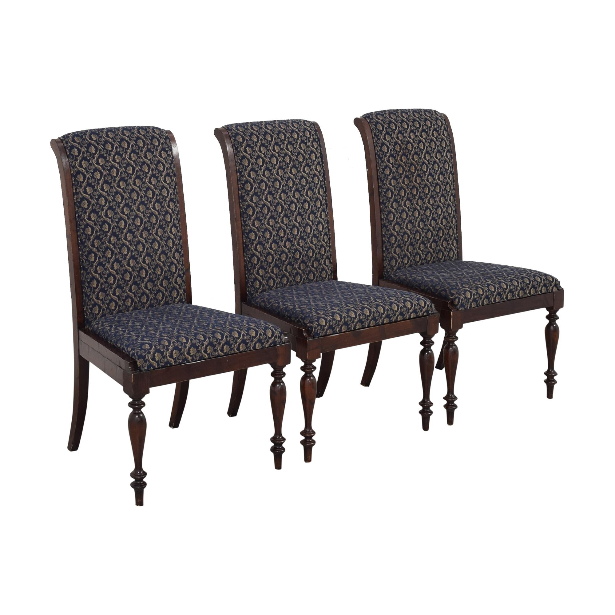 buy Sacchetto Fratelli Upholstered High Back Dining Chairs Sacchetto Fratelli Chairs