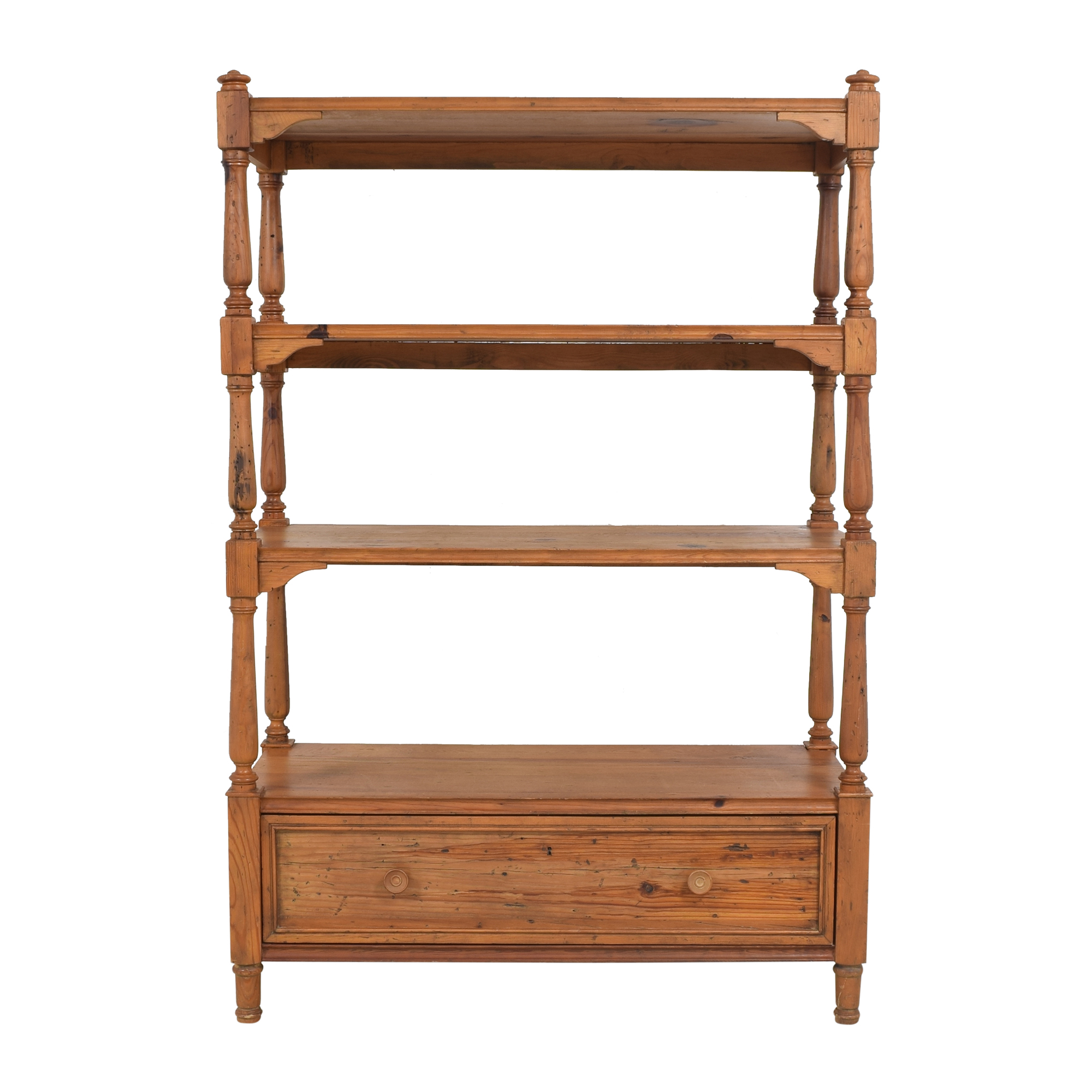 buy Ralph Lauren Home French Country Bookcase Ralph Lauren Home Bookcases & Shelving