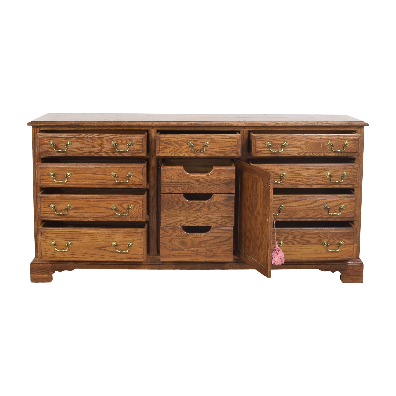 Ethan Allen Ethan Allen Triple Dresser Dressers