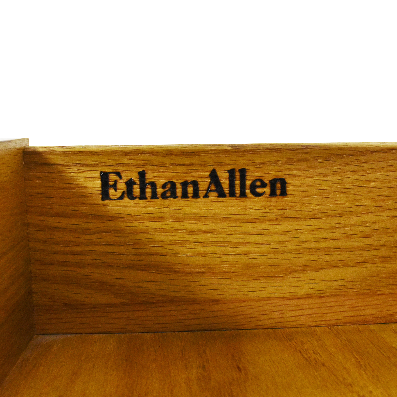 shop Ethan Allen Triple Dresser Ethan Allen