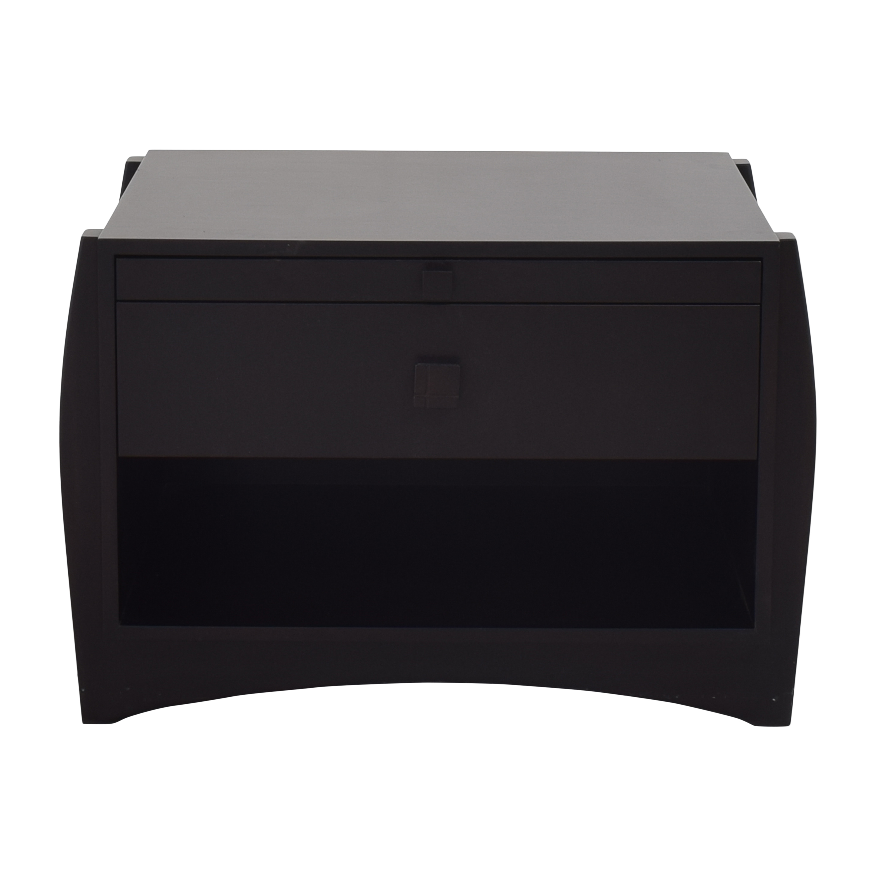 Single Drawer Nightstand with Pull-Out Tray coupon
