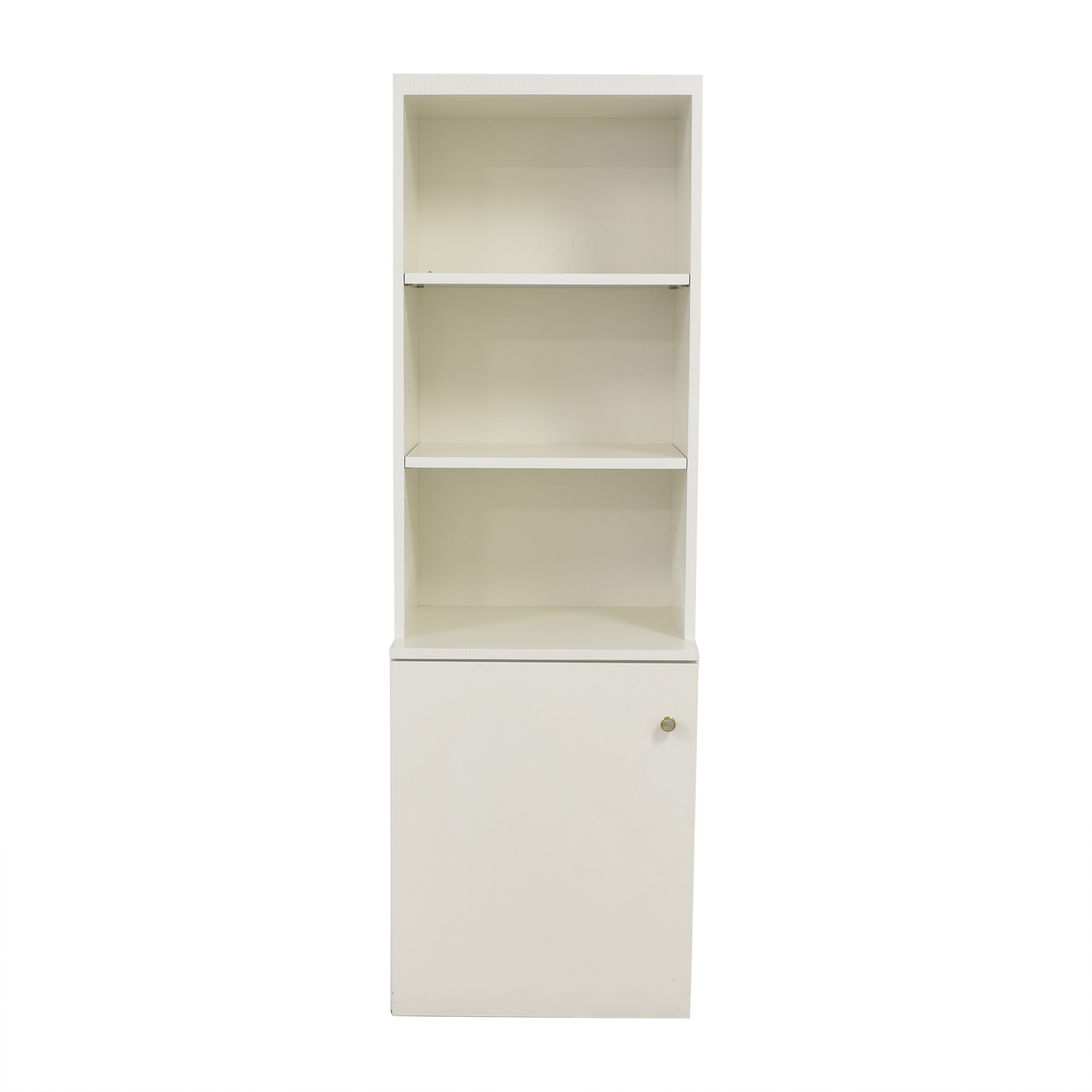 buy Custom Bookcase with Cabinet  Storage