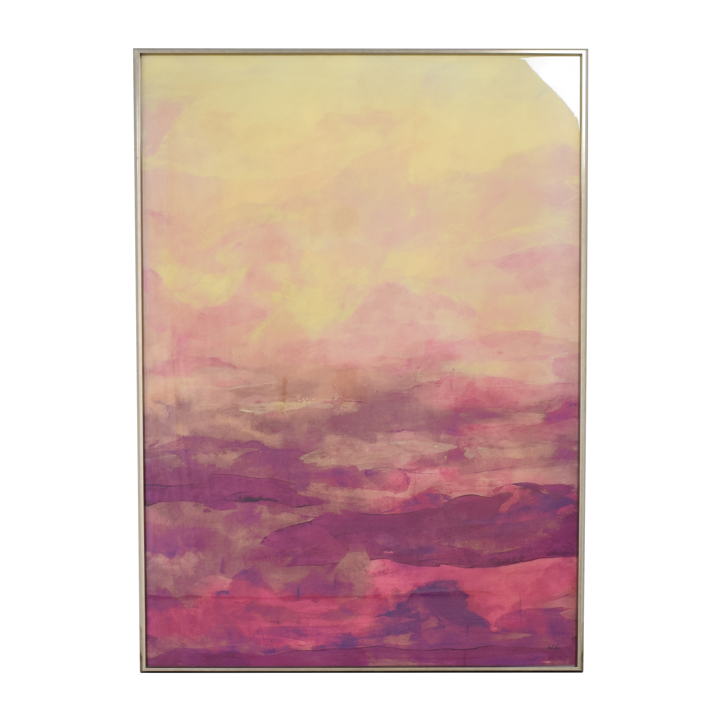 Lillian August Lillian August Tranquility Bound II Art price