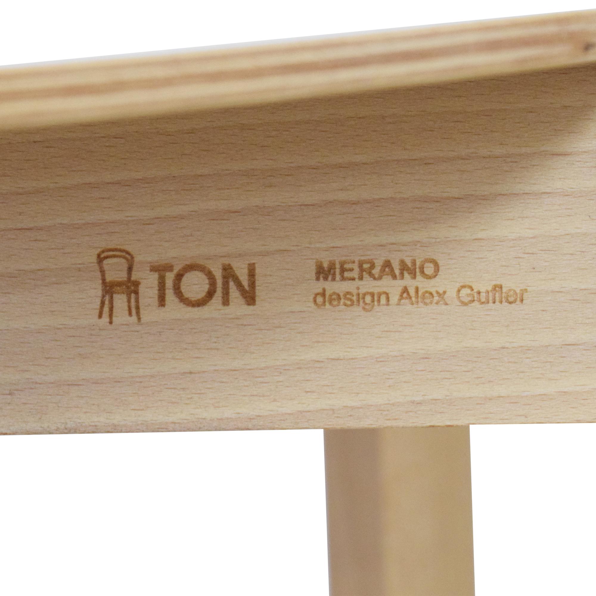 Design Within Reach Design Within Reach Ton Merano Bar Stools brown