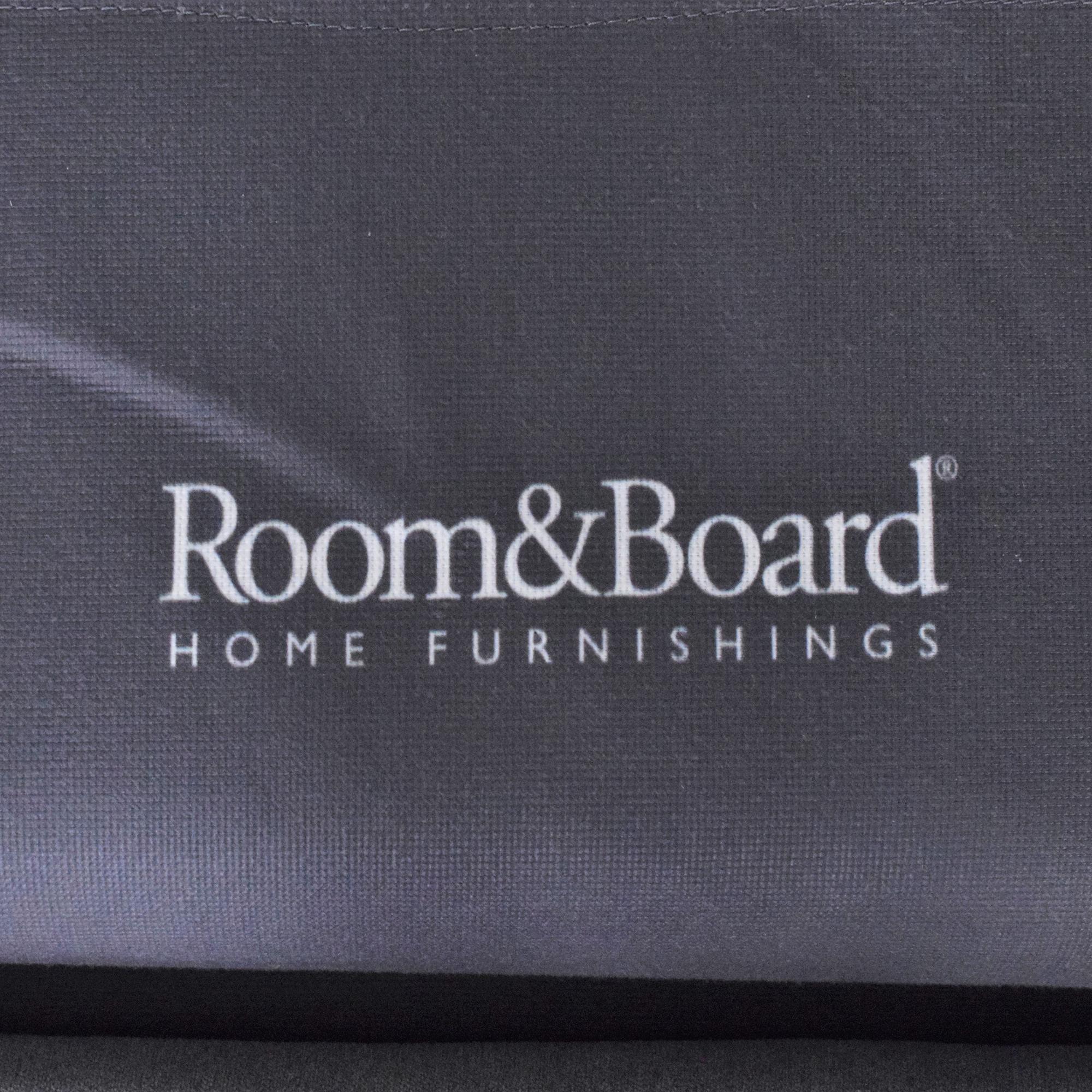 Room & Board Room & Board Trenton Day & Night Sleeper Sofa grey