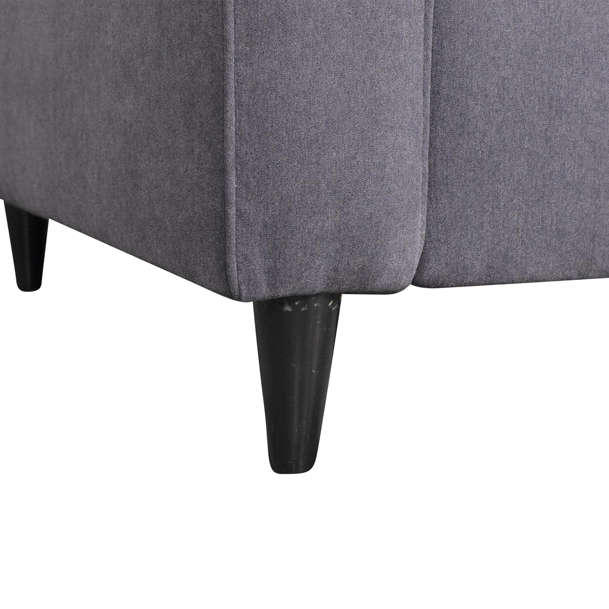 Room & Board Trenton Day & Night Sleeper Sofa / Sofas