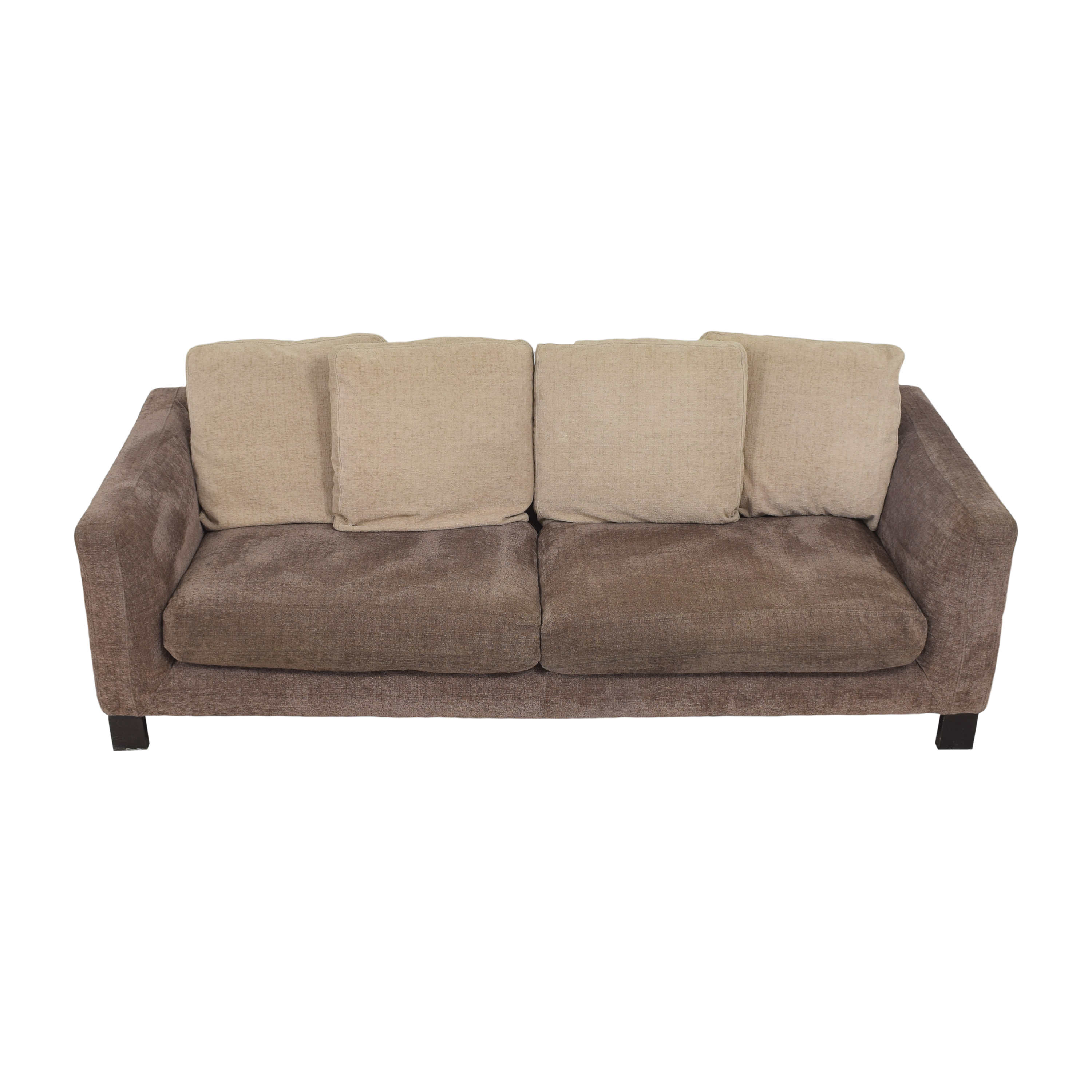 Maurice Villency Maurice Villency Two Tone Sofa for sale