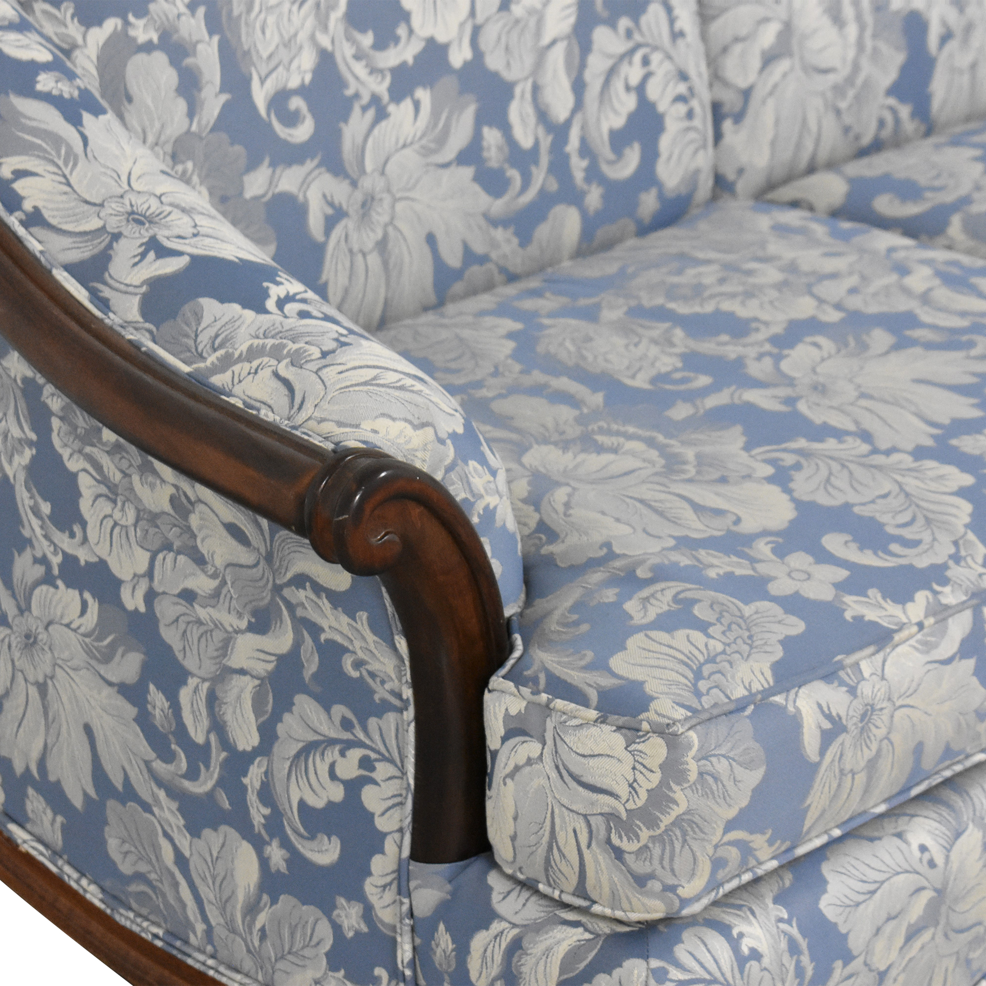 Cochrane Cochrane French Country Settee Loveseat for sale
