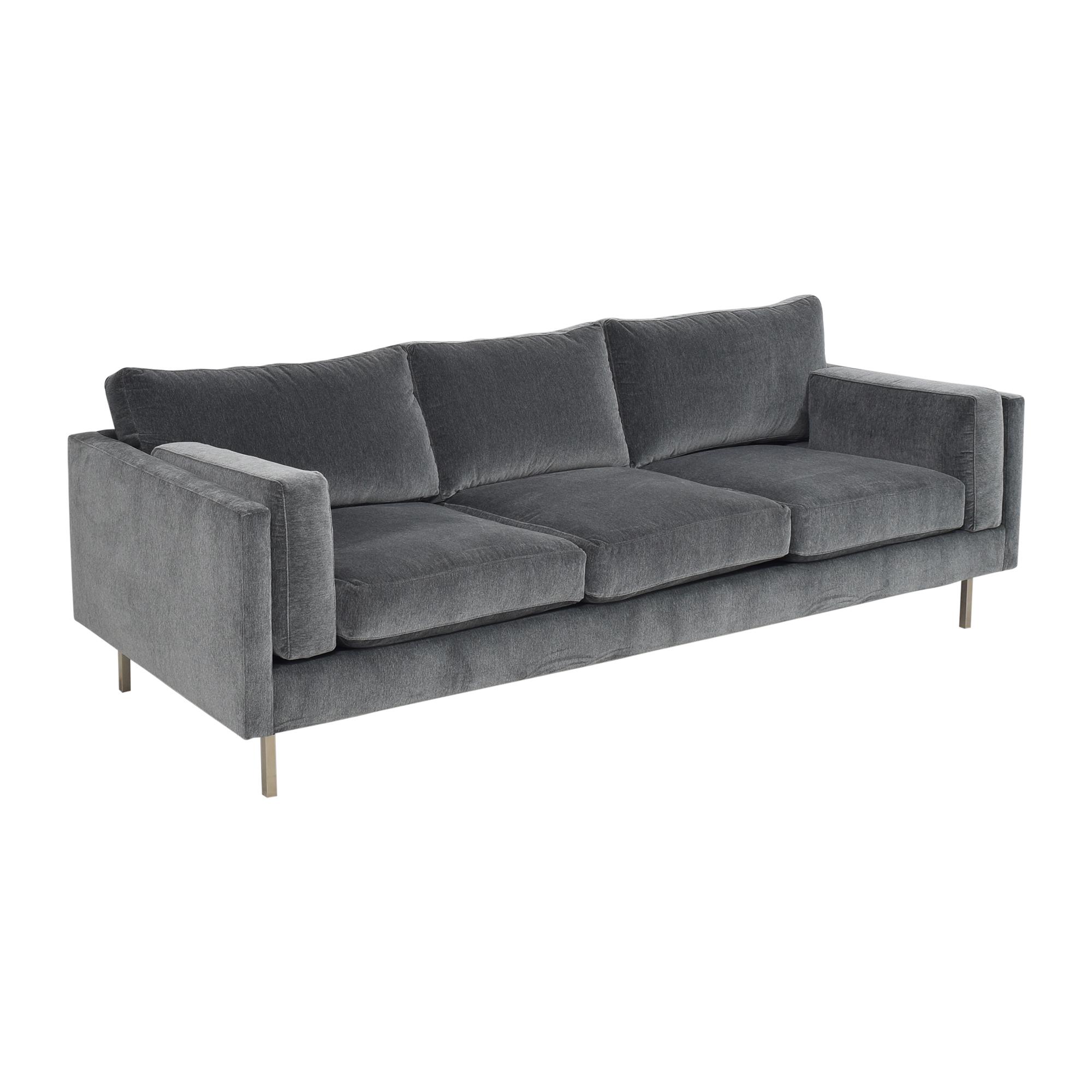 BenchMade Modern BenchMade Modern Skinny Fat Sofa for sale