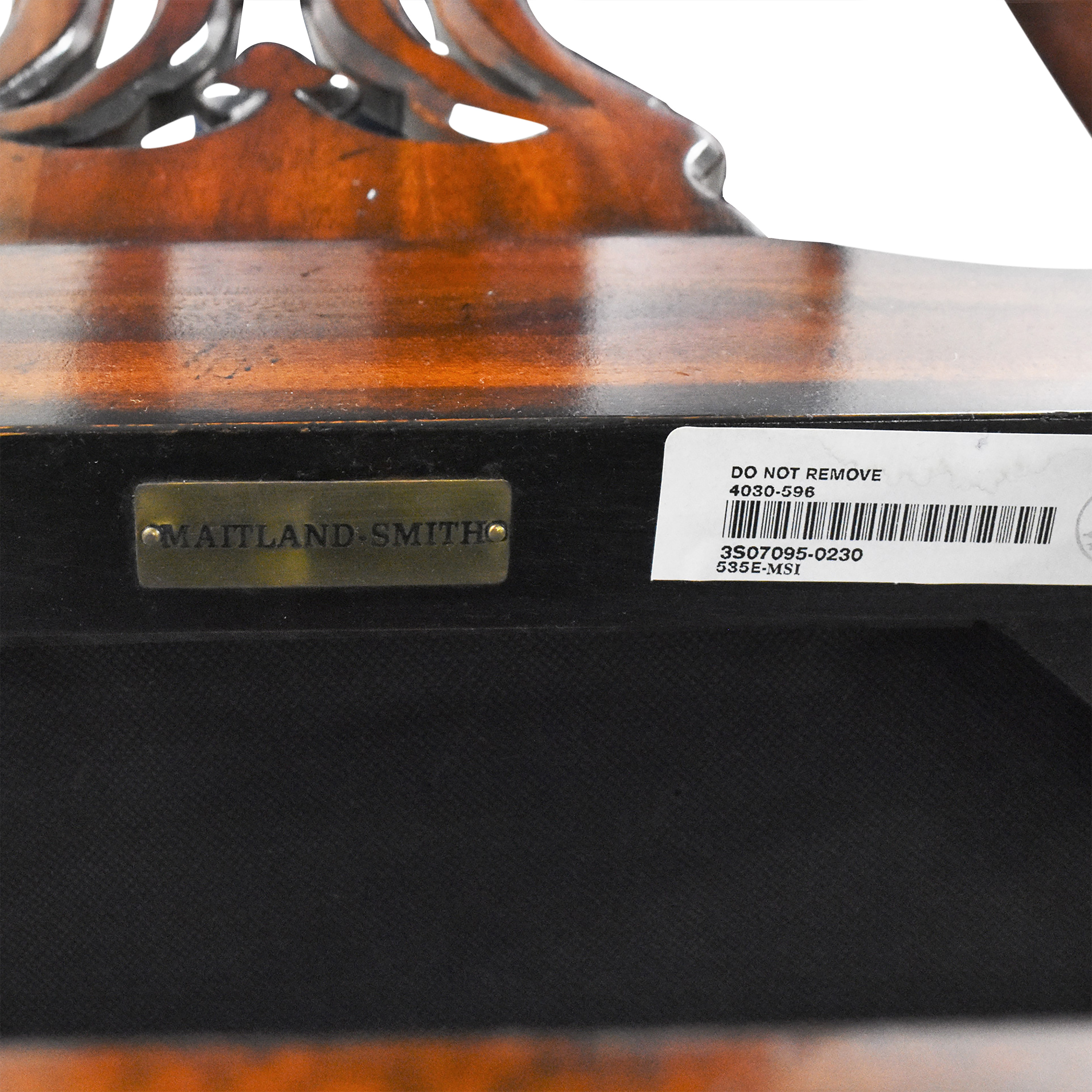 Maitland-Smith Maitland-Smith Chippendale Dining Chairs coupon