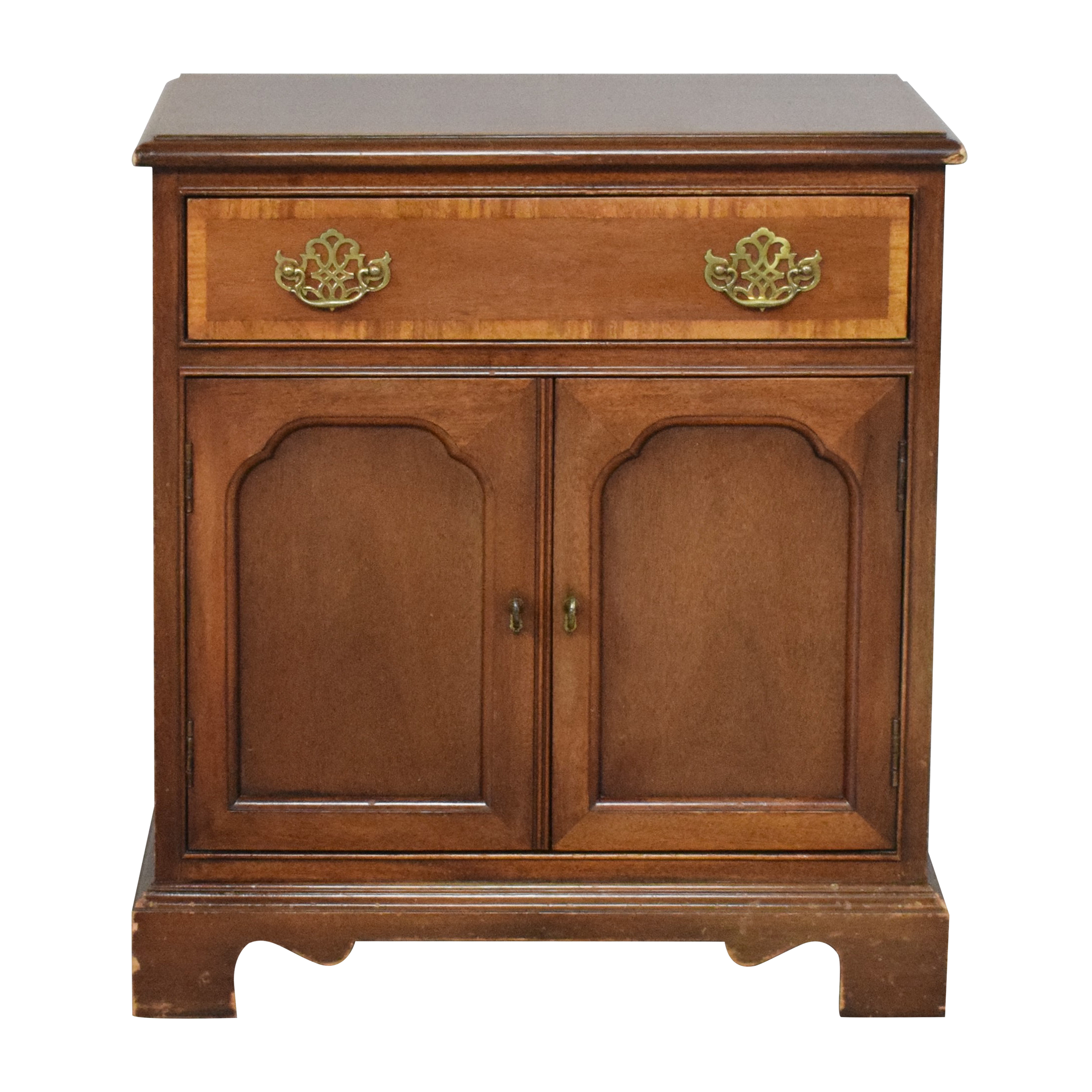 shop Hickory Chair Hickory Chair American Masterpiece Collection Nightstand online