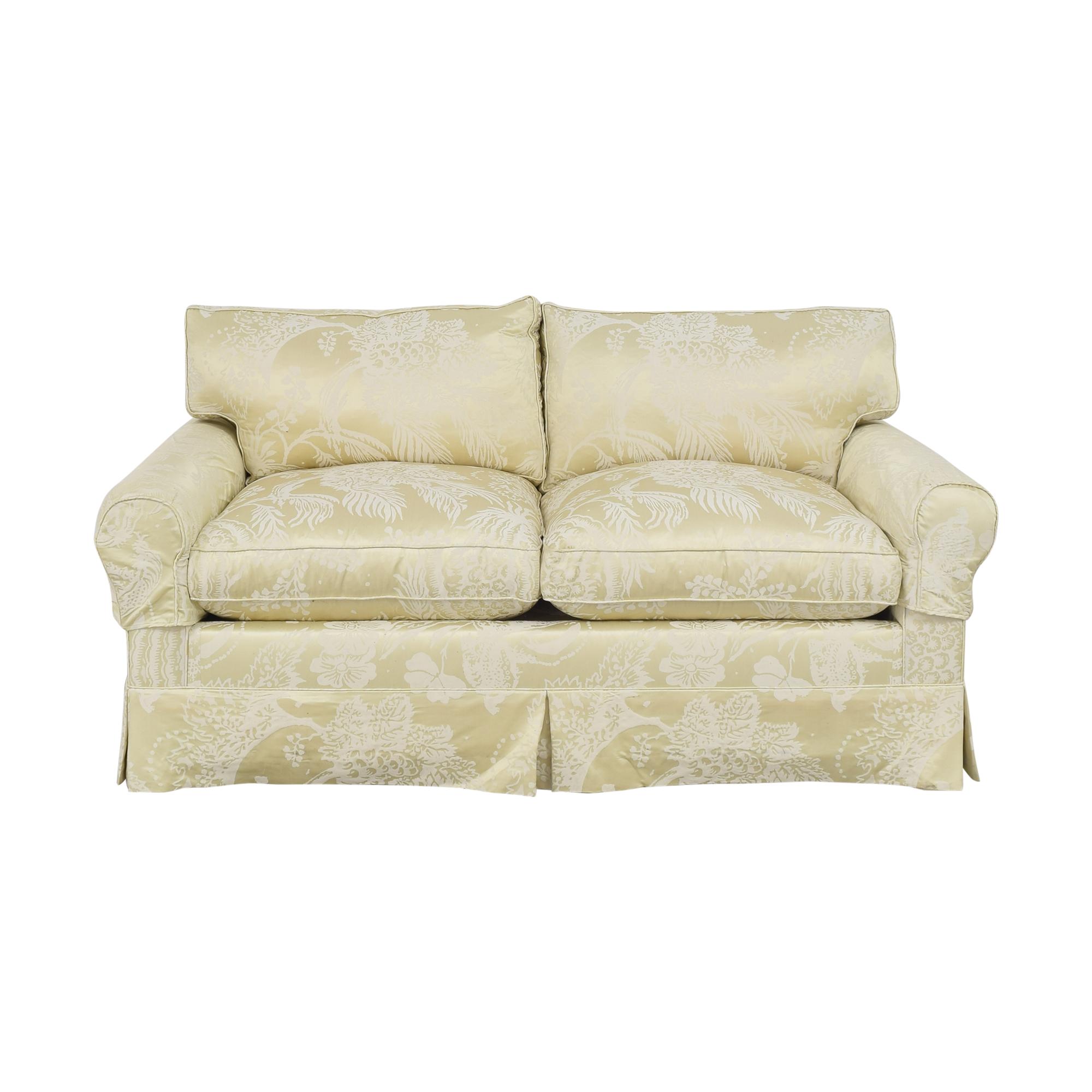 Two Cushion Loveseat nyc