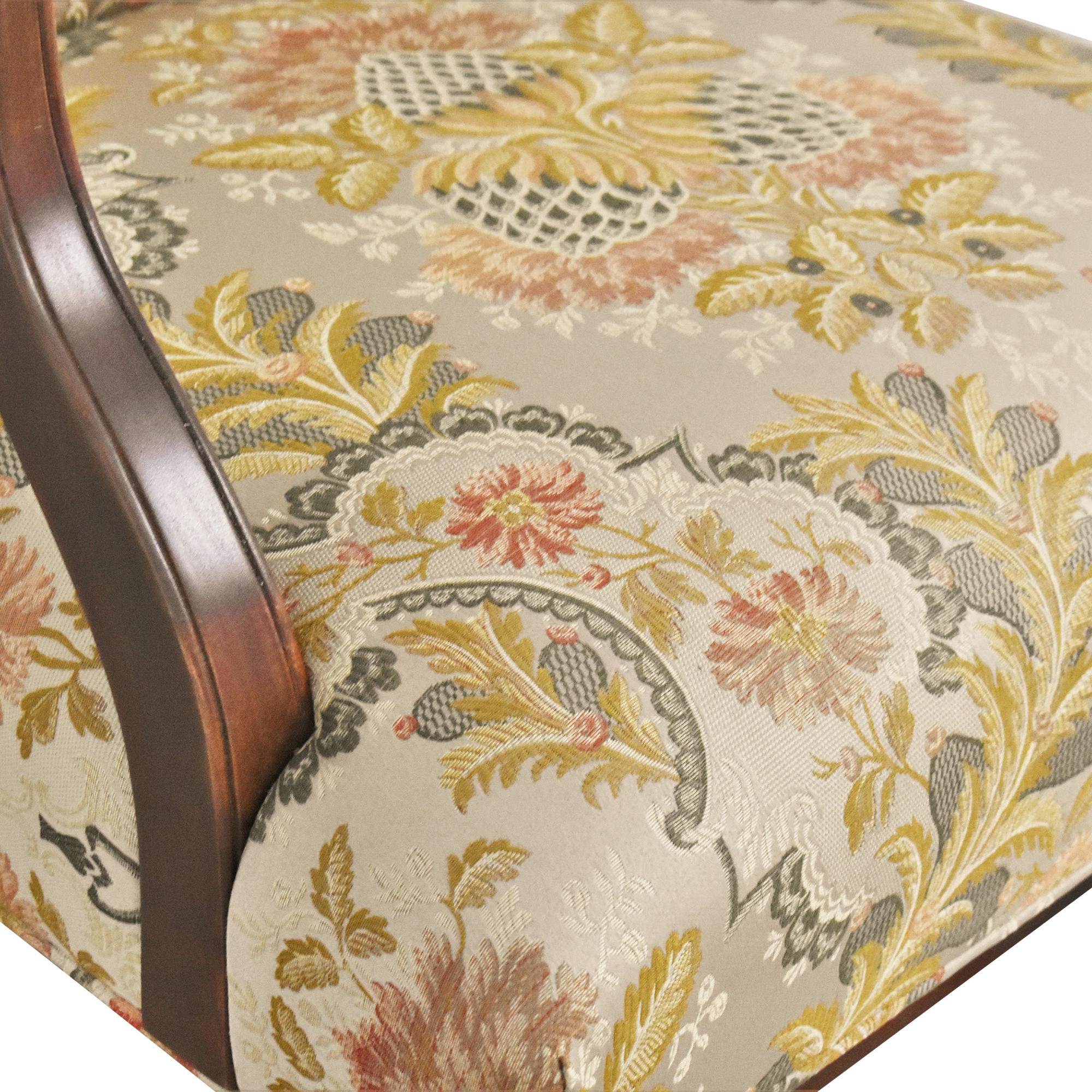 Ethan Allen Ethan Allen Martha Washington Arm Chair pa