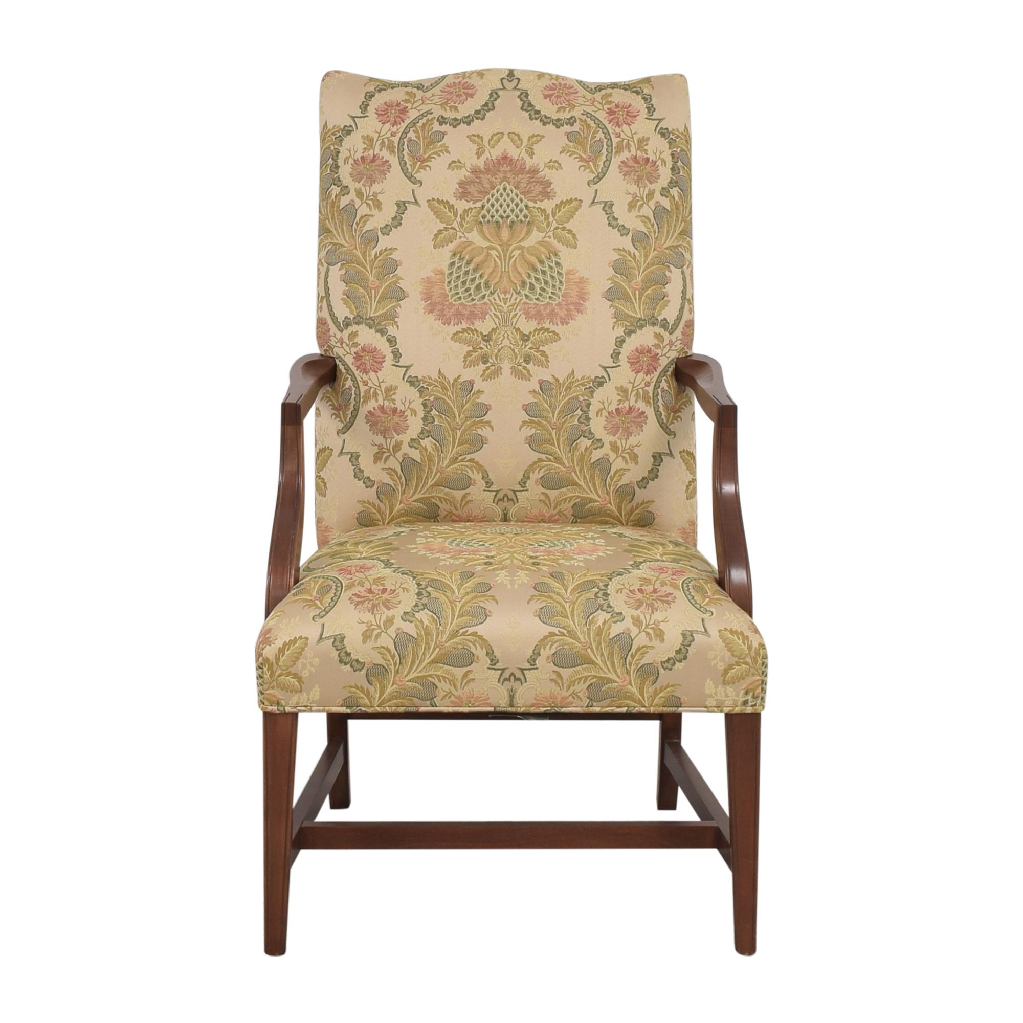 Ethan Allen Ethan Allen Martha Washington Arm Chair Dining Chairs