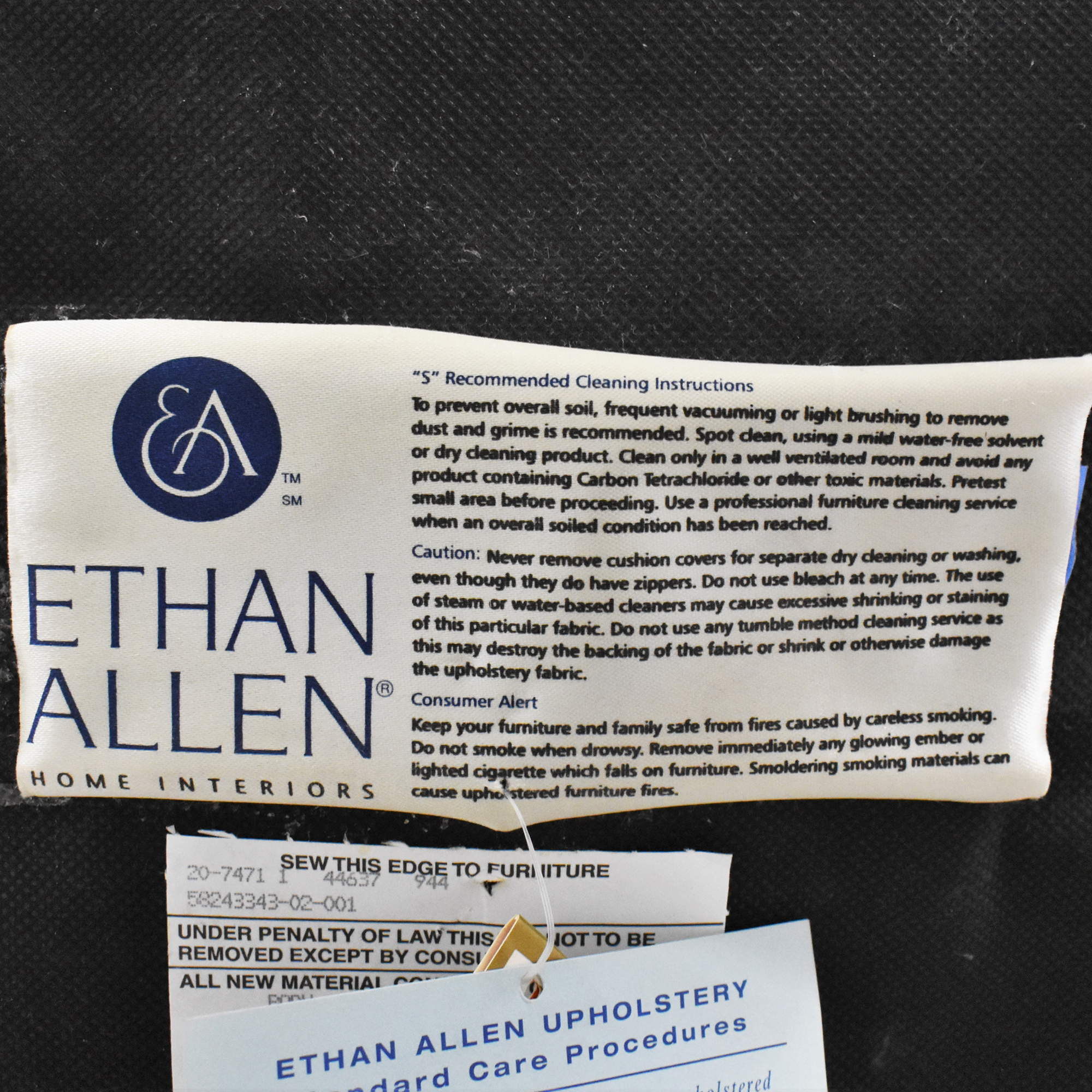 Ethan Allen Ethan Allen Martha Washington Arm Chair