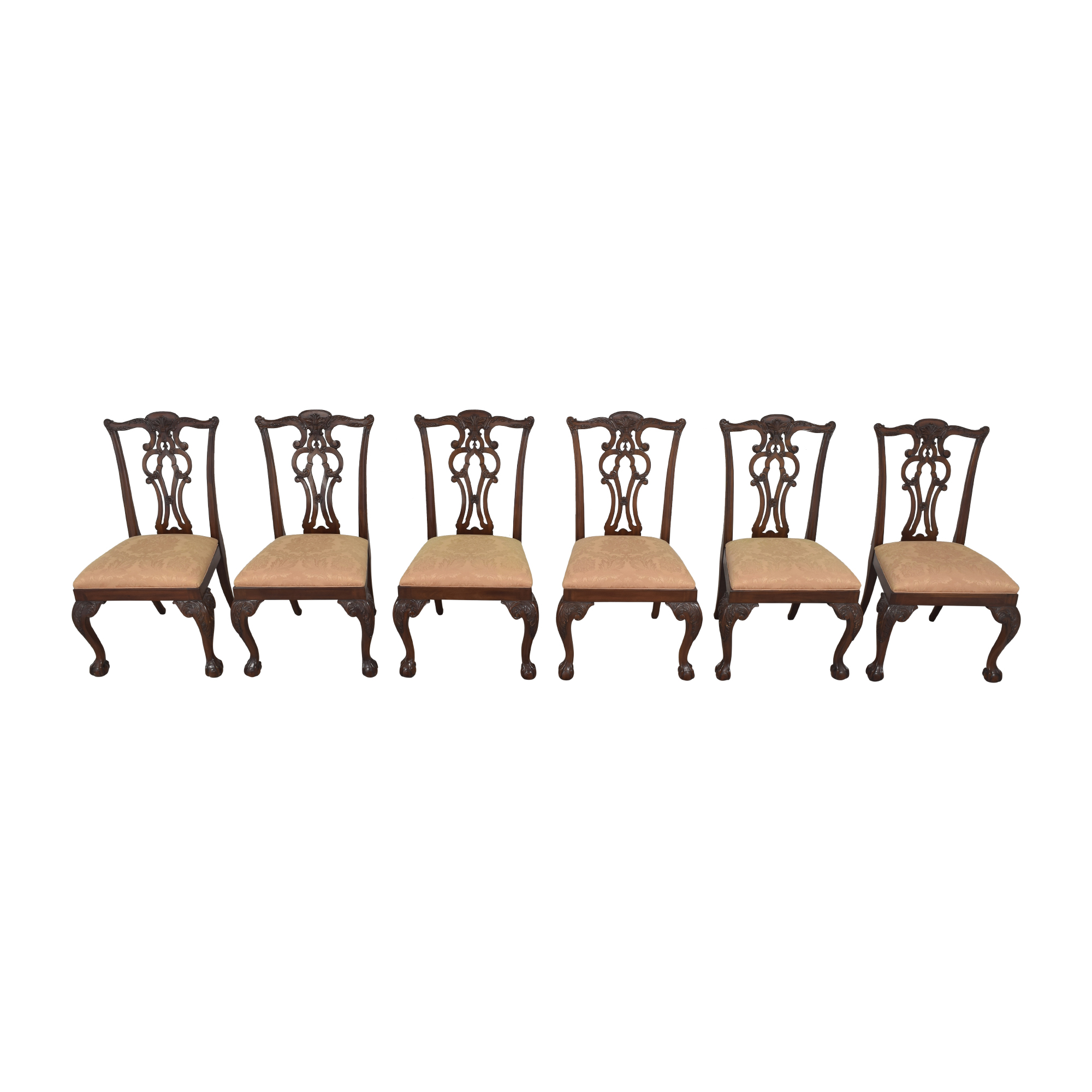 buy Ethan Allen Ethan Allen Chauncey Dining Side Chairs online