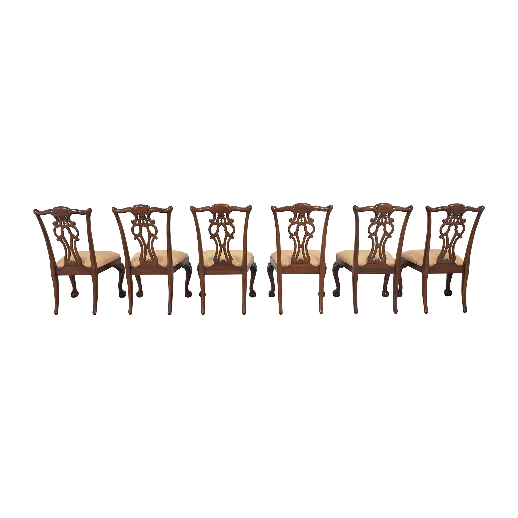 Ethan Allen Ethan Allen Chauncey Dining Side Chairs nj