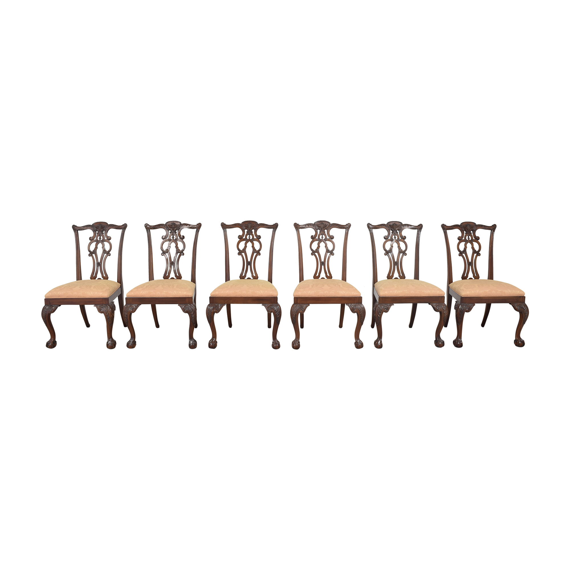 Ethan Allen Ethan Allen Chauncey Dining Side Chairs Chairs