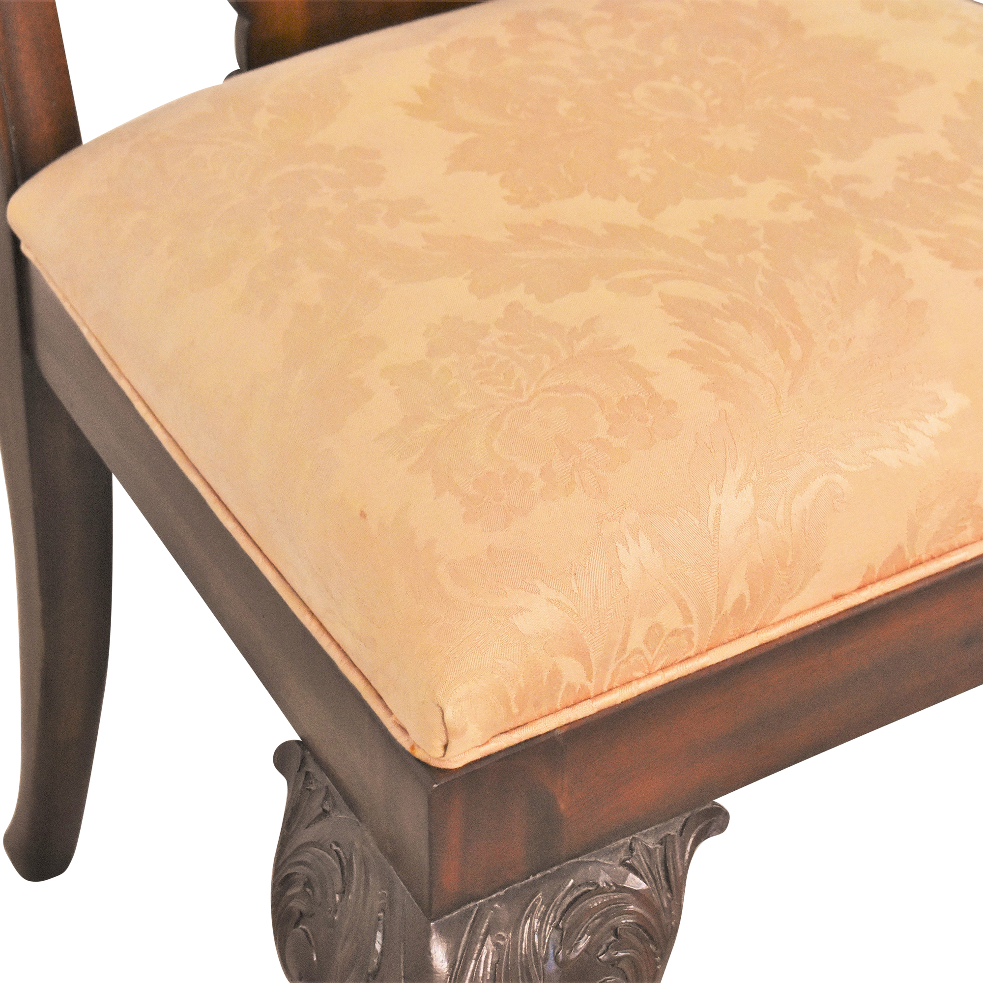 buy Ethan Allen Chauncey Dining Side Chairs Ethan Allen Chairs