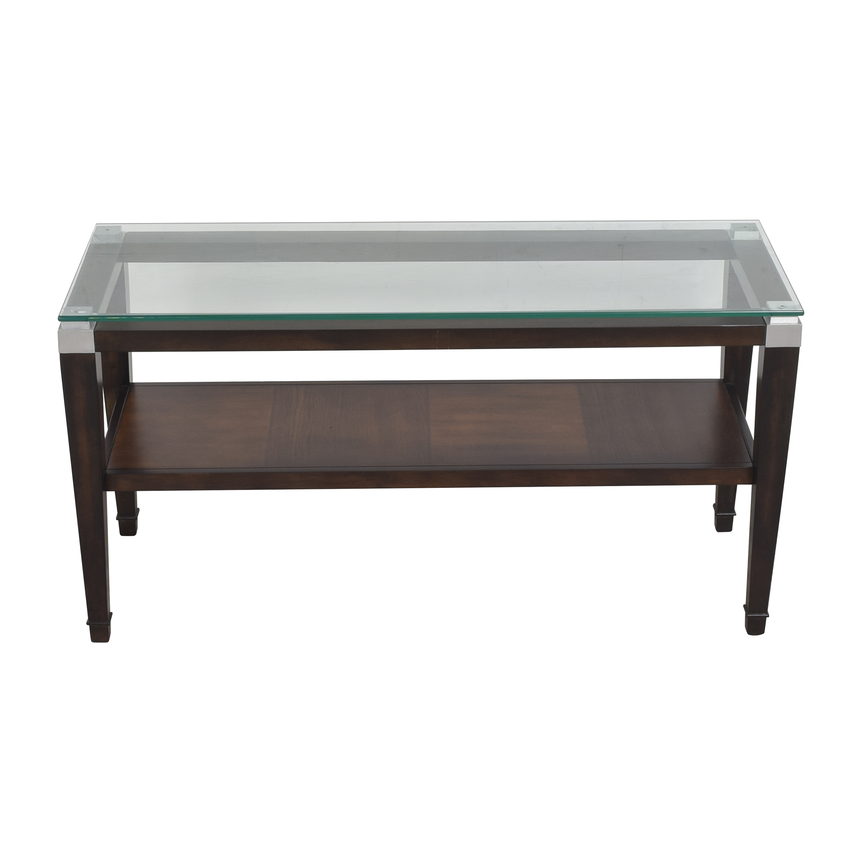 Raymour & Flanigan Raymour & Flanigan Dunhill Console Table pa