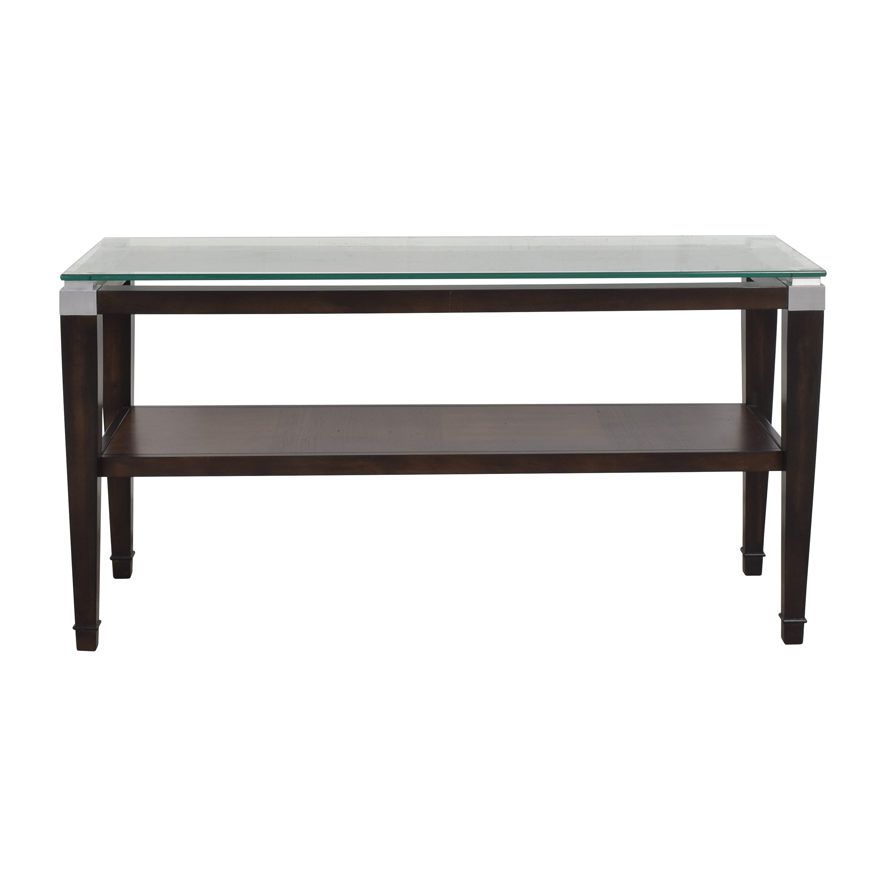 Raymour & Flanigan Raymour & Flanigan Dunhill Console Table coupon