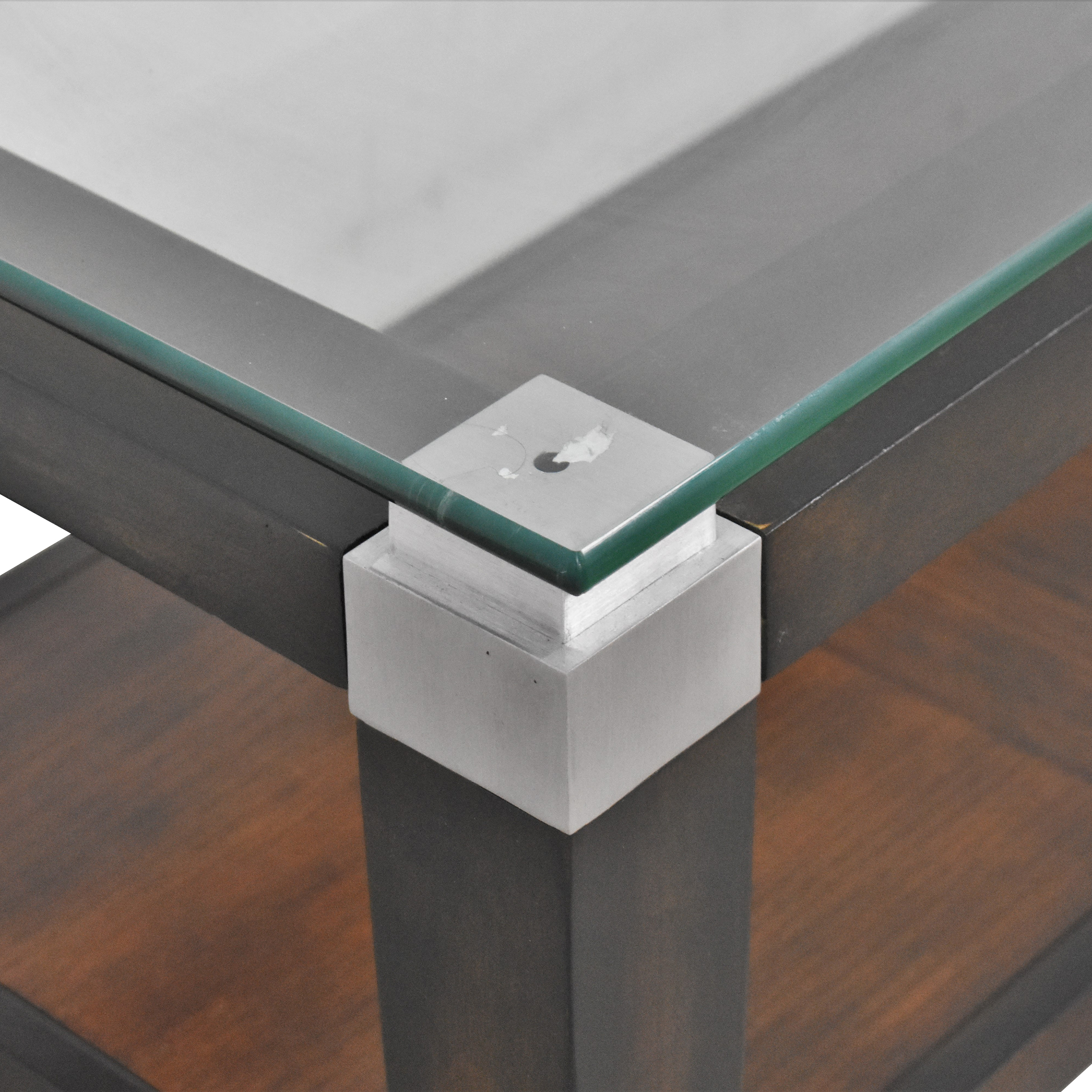 Raymour & Flanigan Raymour & Flanigan Dunhill Console Table on sale