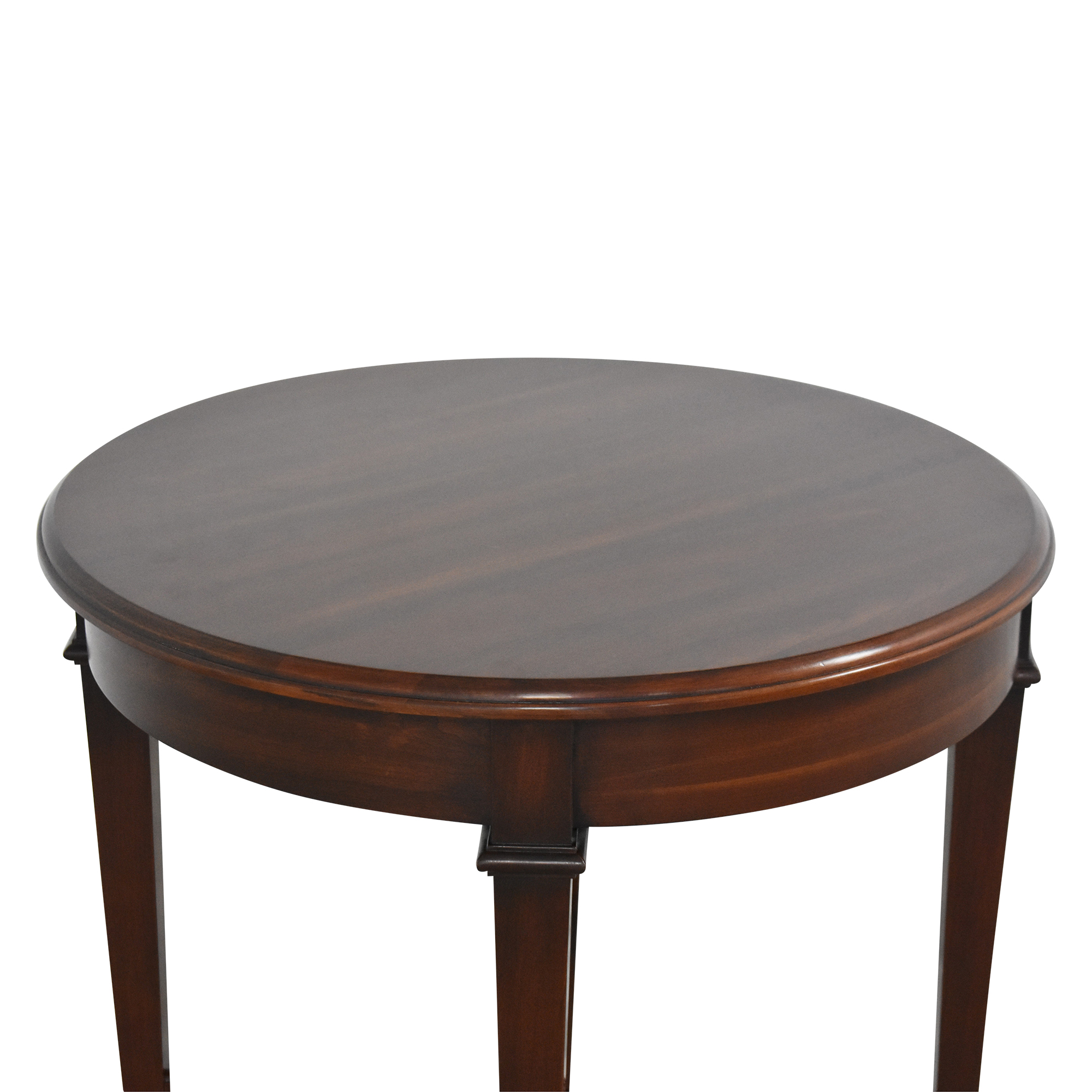 Harden Harden Round End Table on sale