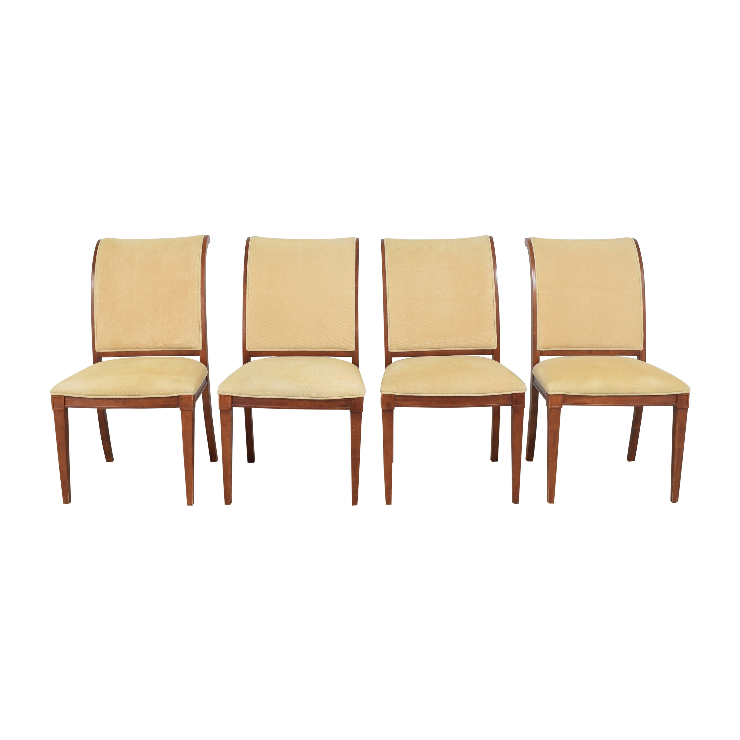 Bombay Company Bombay Company Scroll Back Dining Chairs Dining Chairs