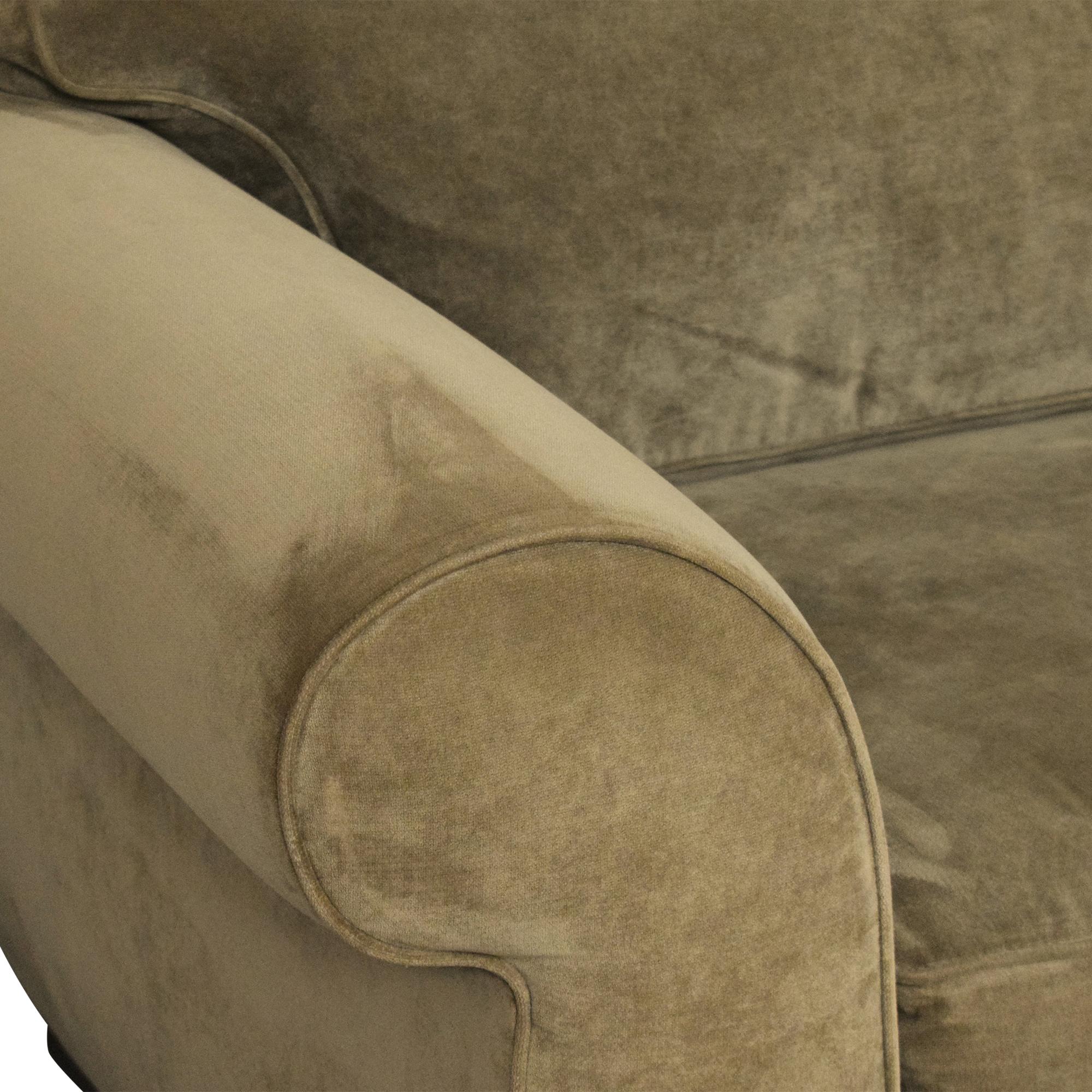 buy Macy's Three Cushion Sofa Macy's Sofas