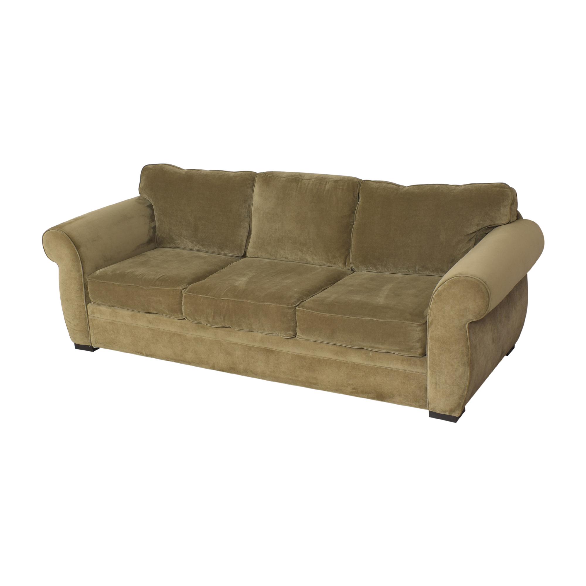 Macy's Macy's Three Cushion Sofa nyc