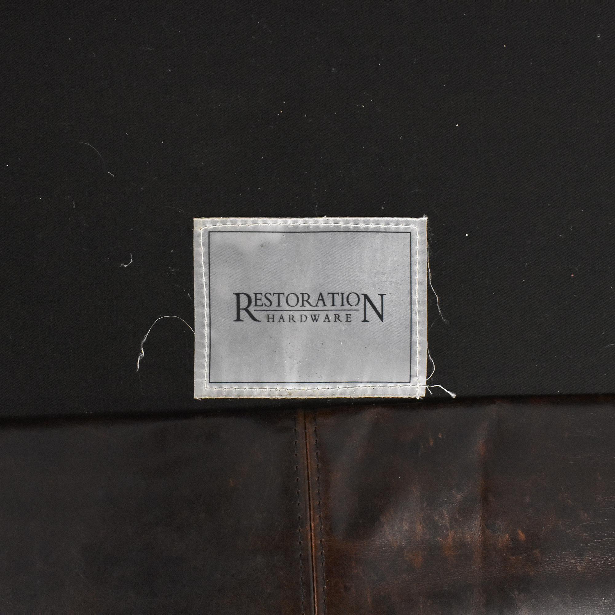 buy Restoration Hardware Maxwell Sofa Restoration Hardware